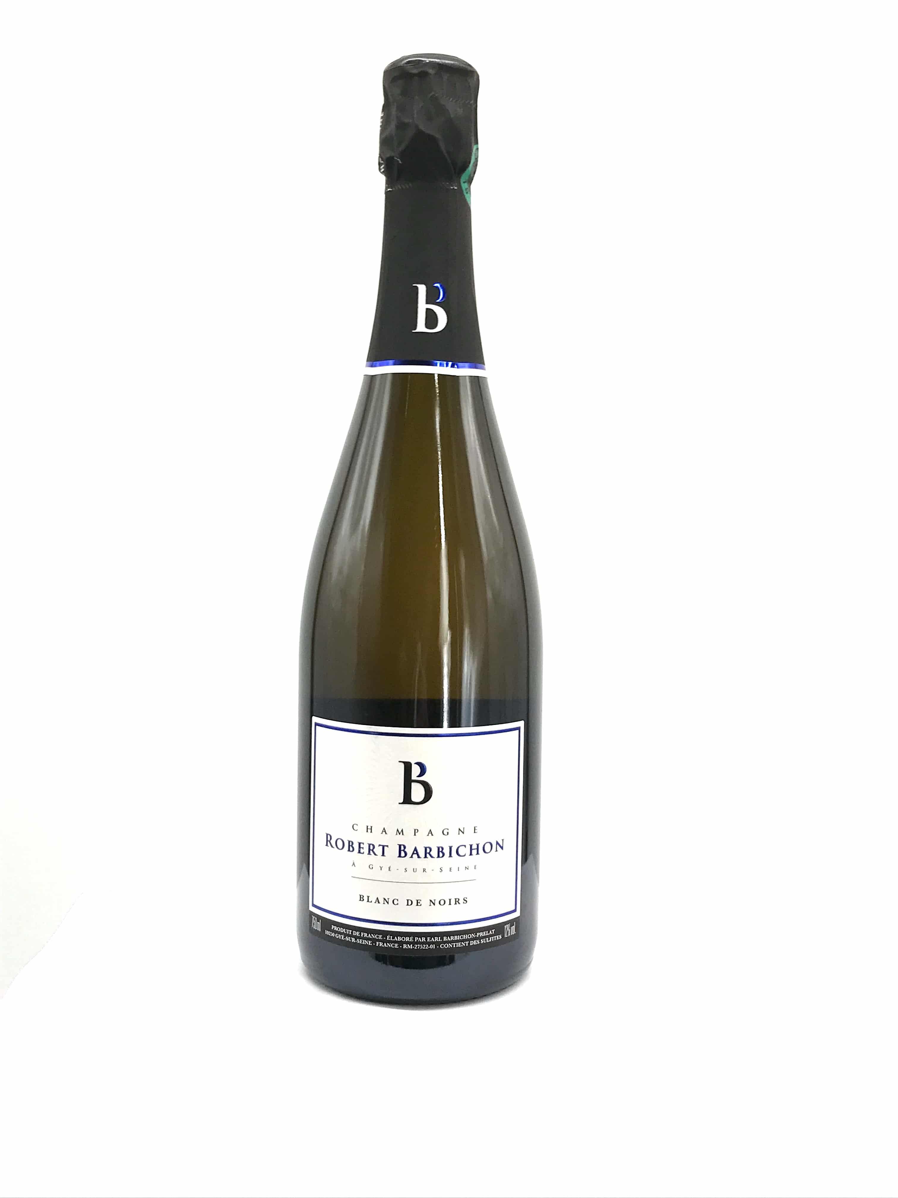 Champagne Robert Barbichon Blanc de Noirs