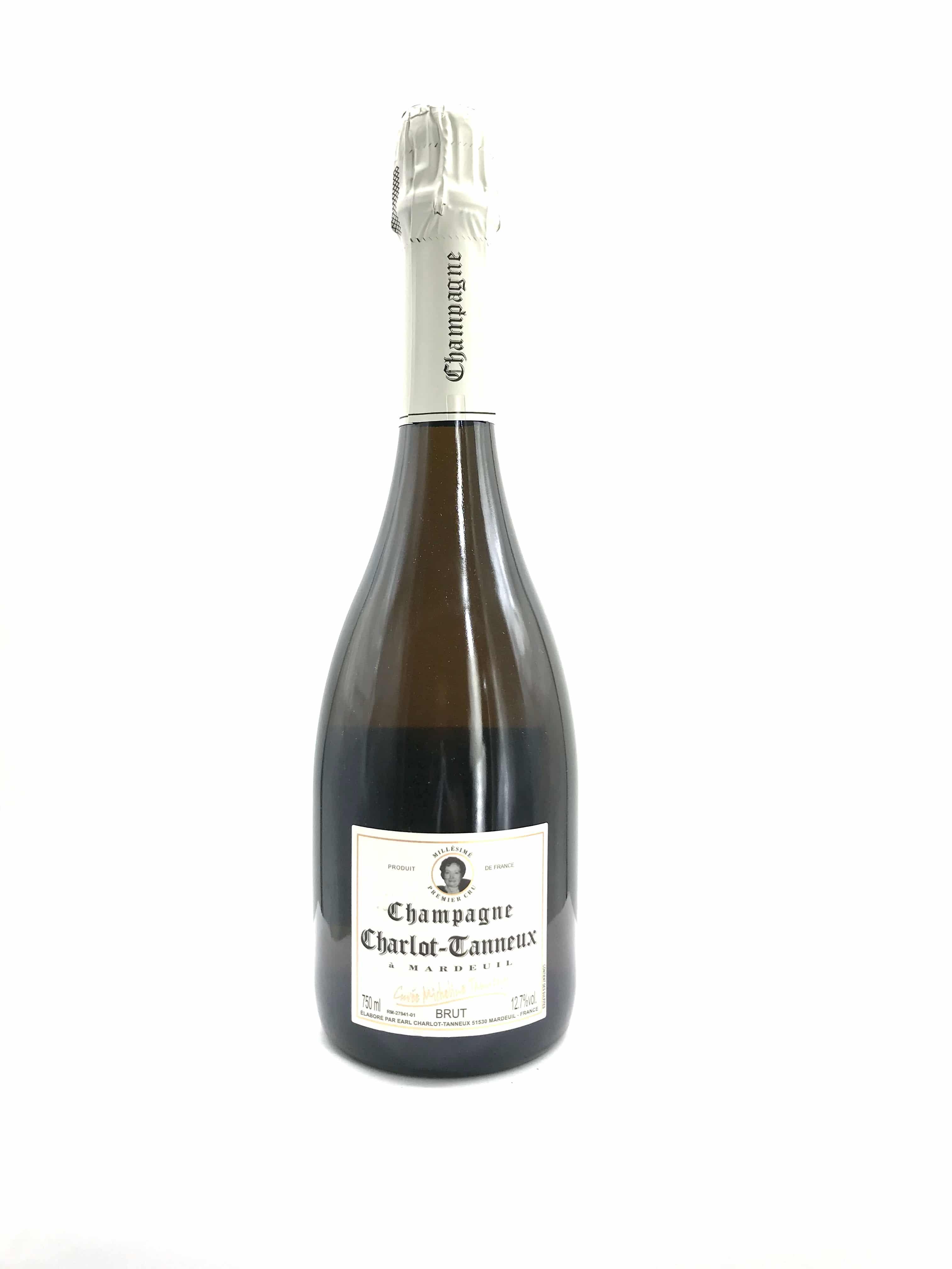 Champagne Charlot Tanneux Cuvee Micheline