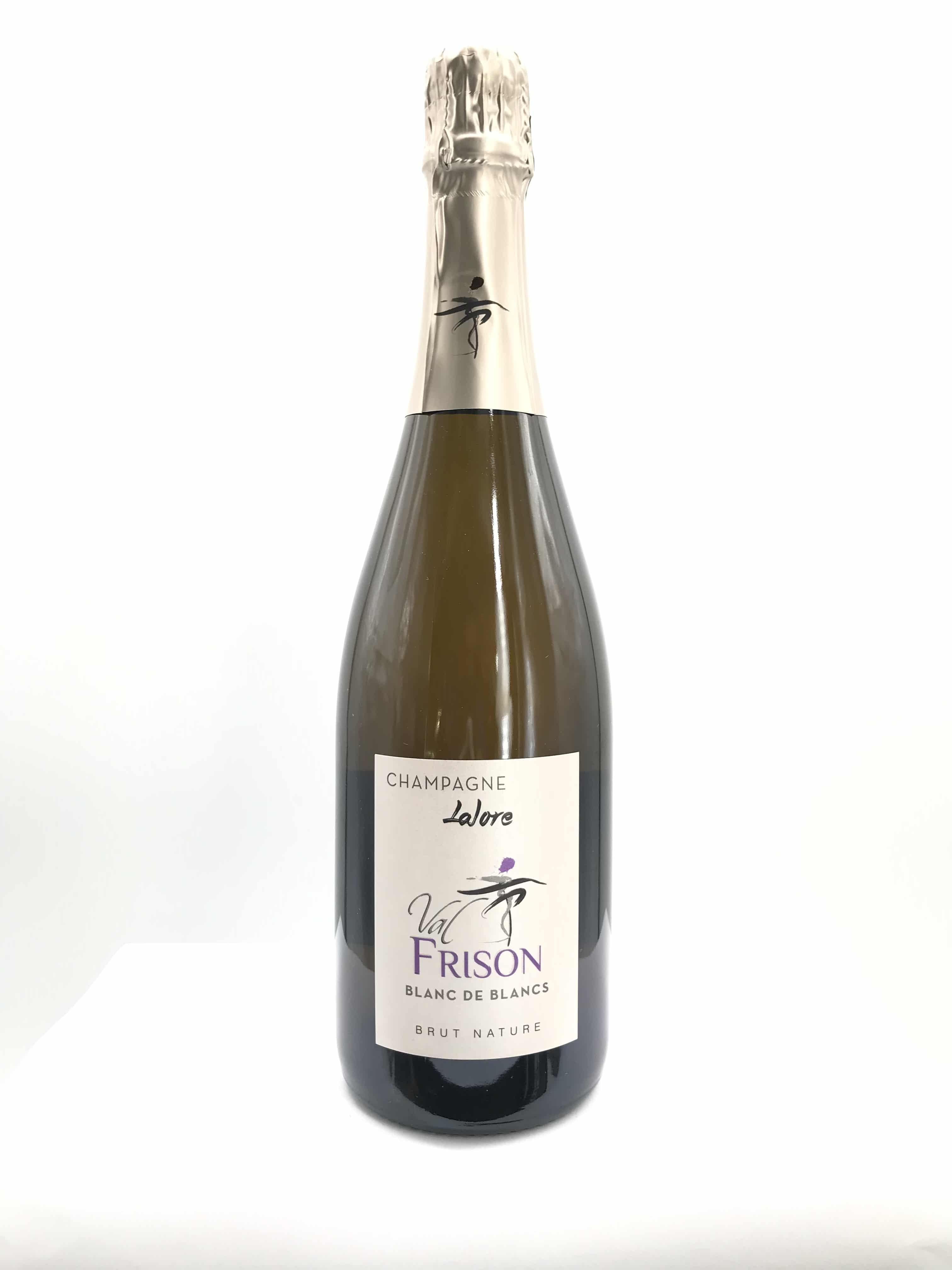 Champagne Valerie Frison Lalore