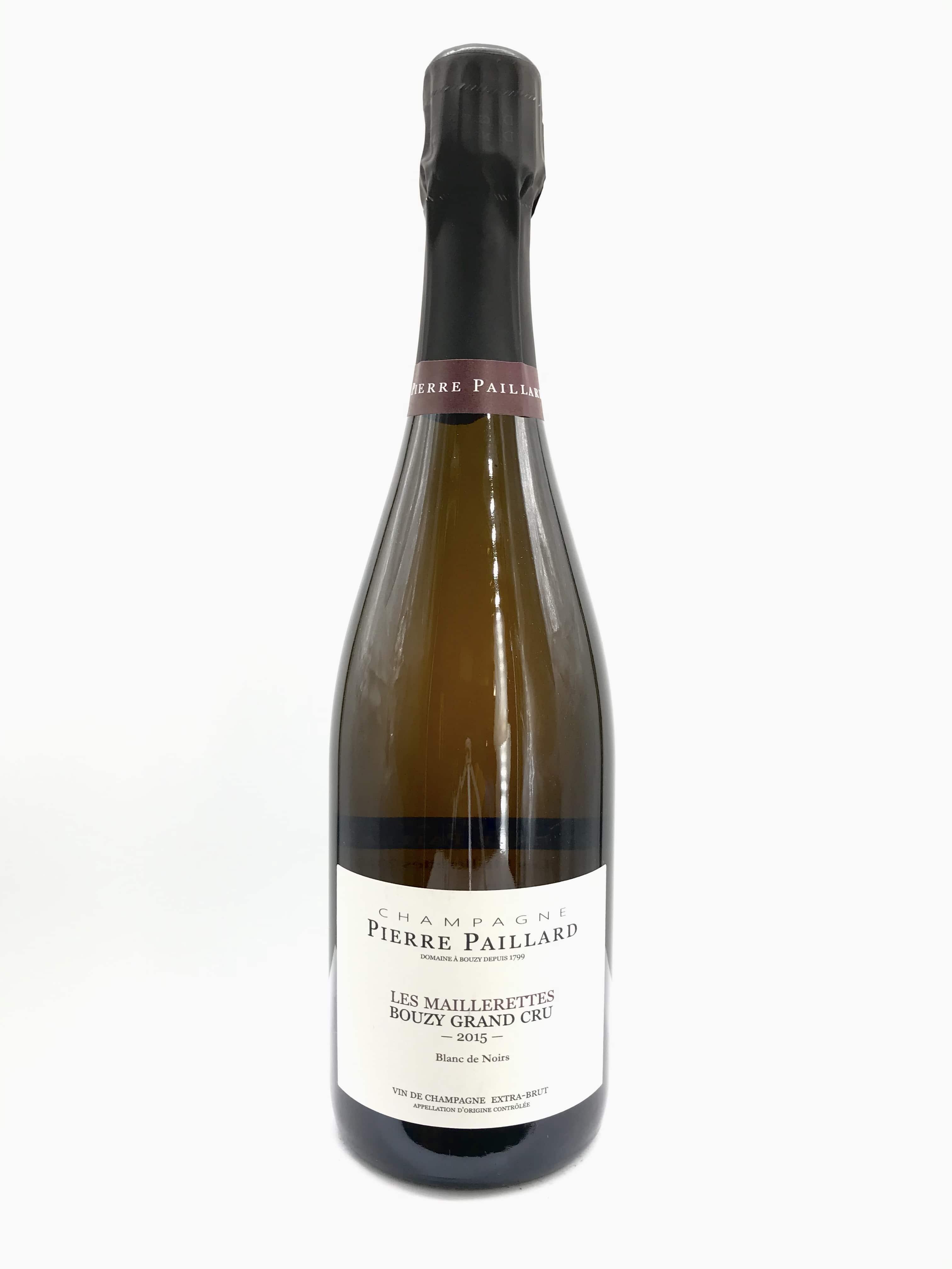 Champagne Pierre Paillard Les Maillerettes Grand Cru