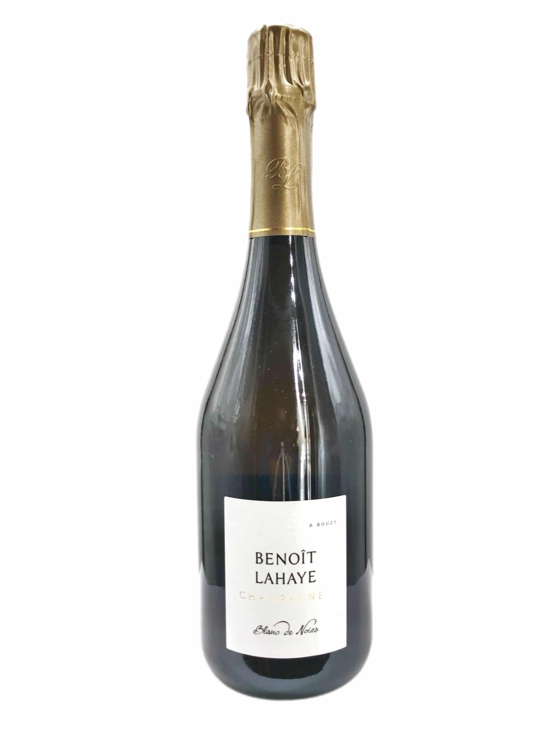 Champagne Benoit Lahaye Blanc de Noirs