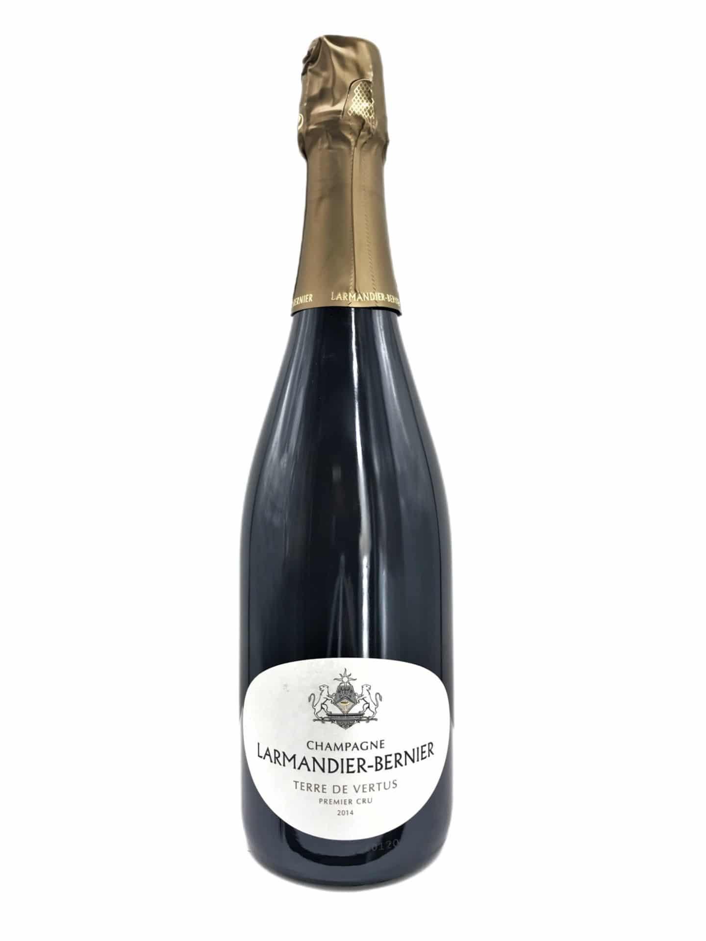 Champagne Larmandier Bernier Terre de Vertus
