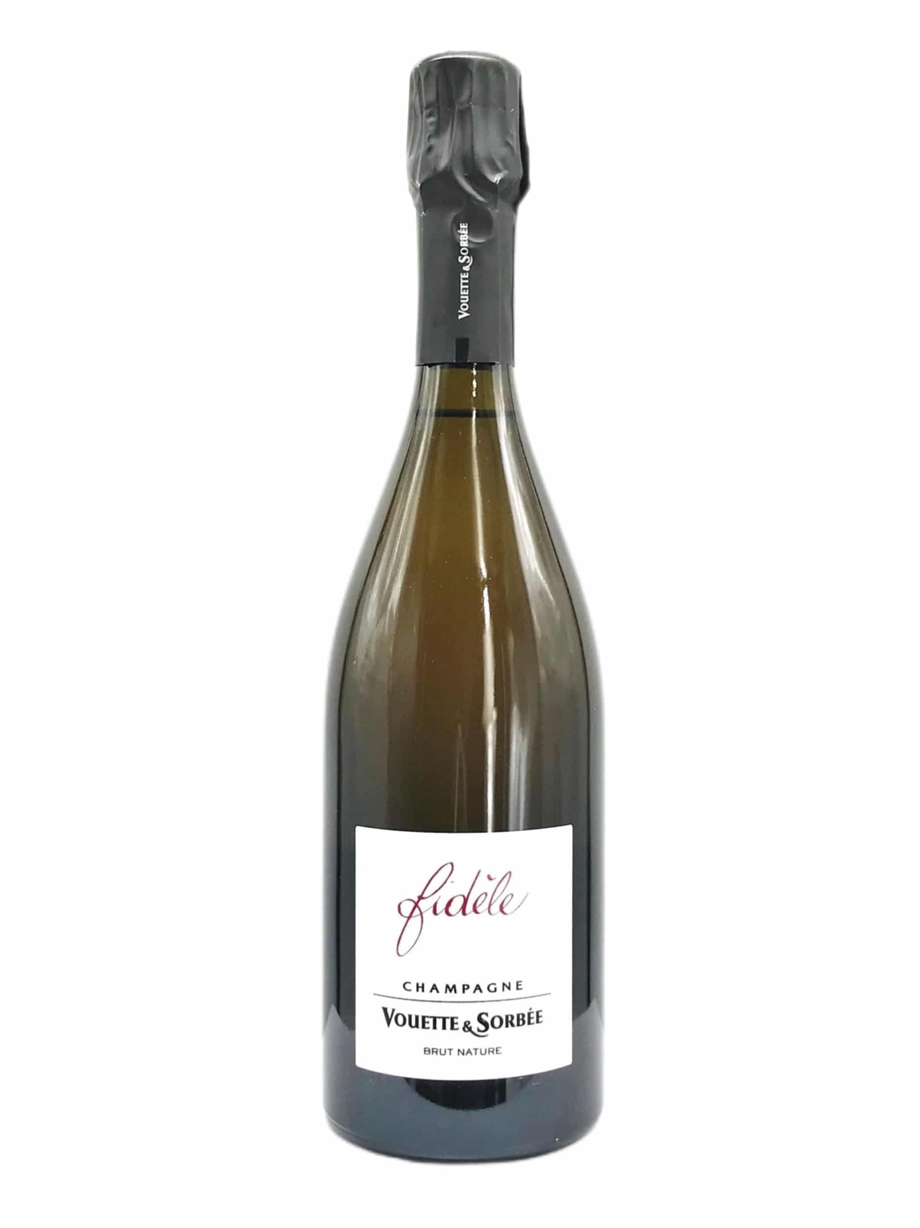 Champagne Vouette & Sorbee Fidele