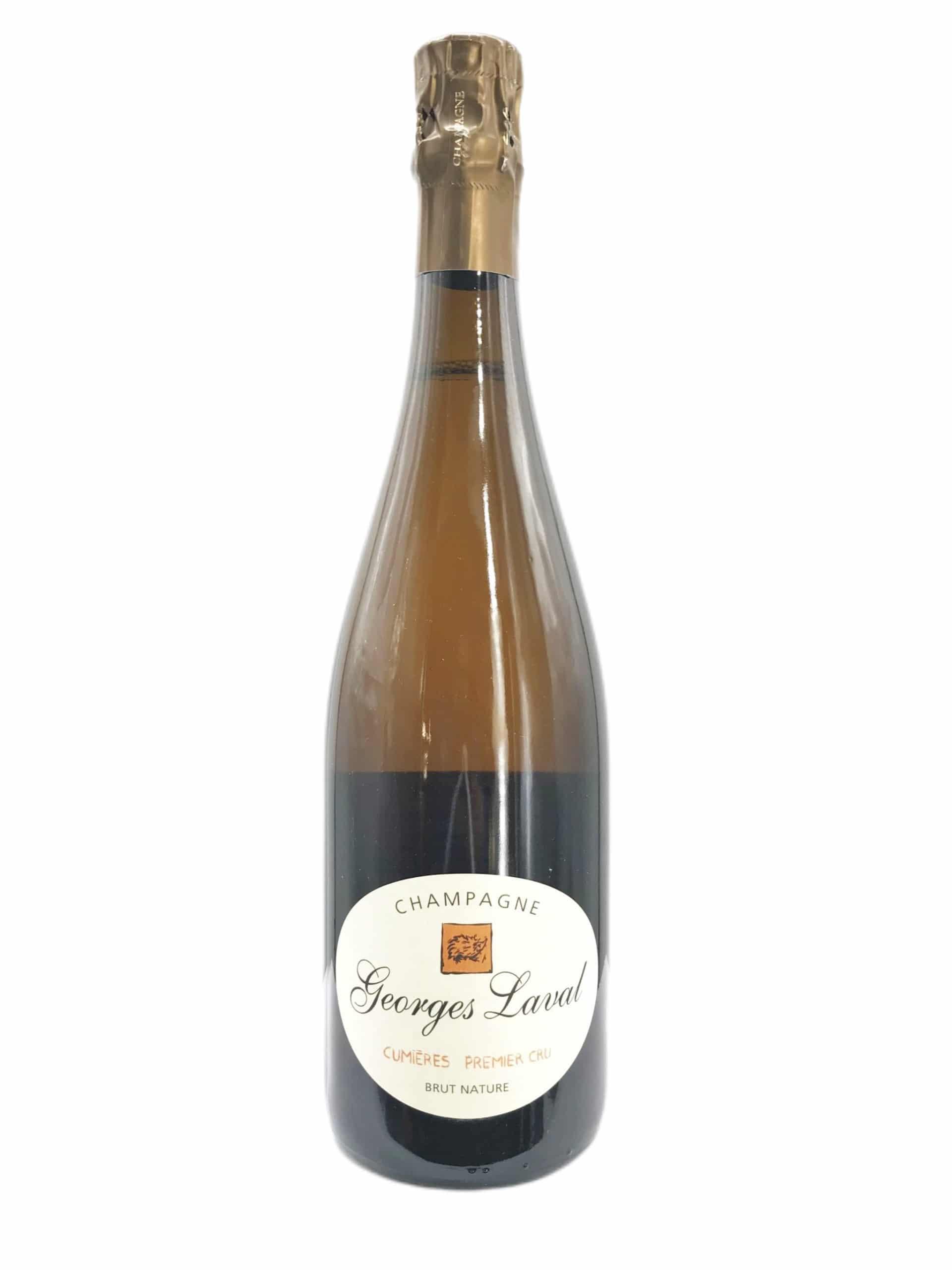 Champagne Georges Laval Cumieres Premier Cru