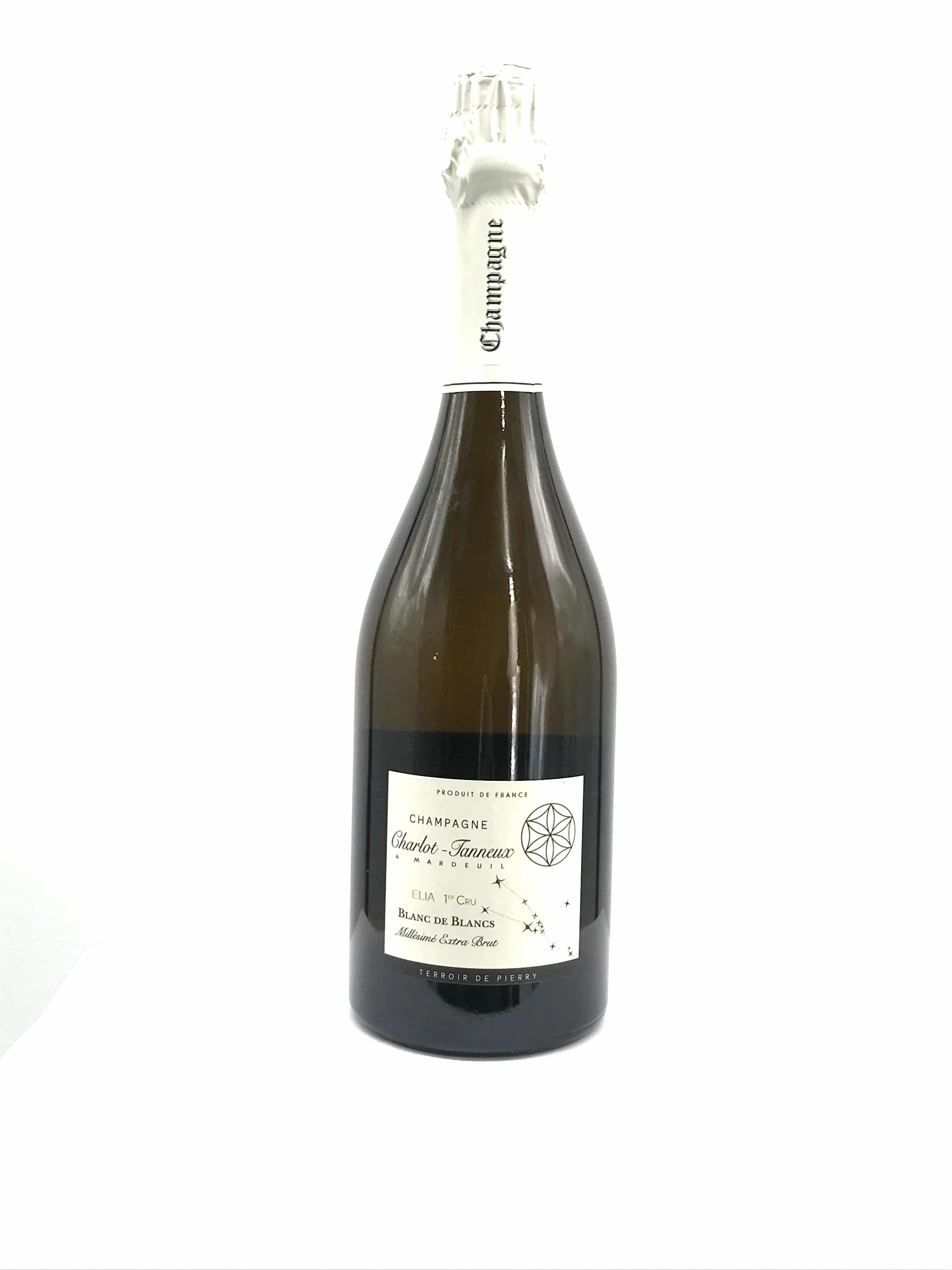 Champagne Charlot Tanneux Cuvee Elia 2012