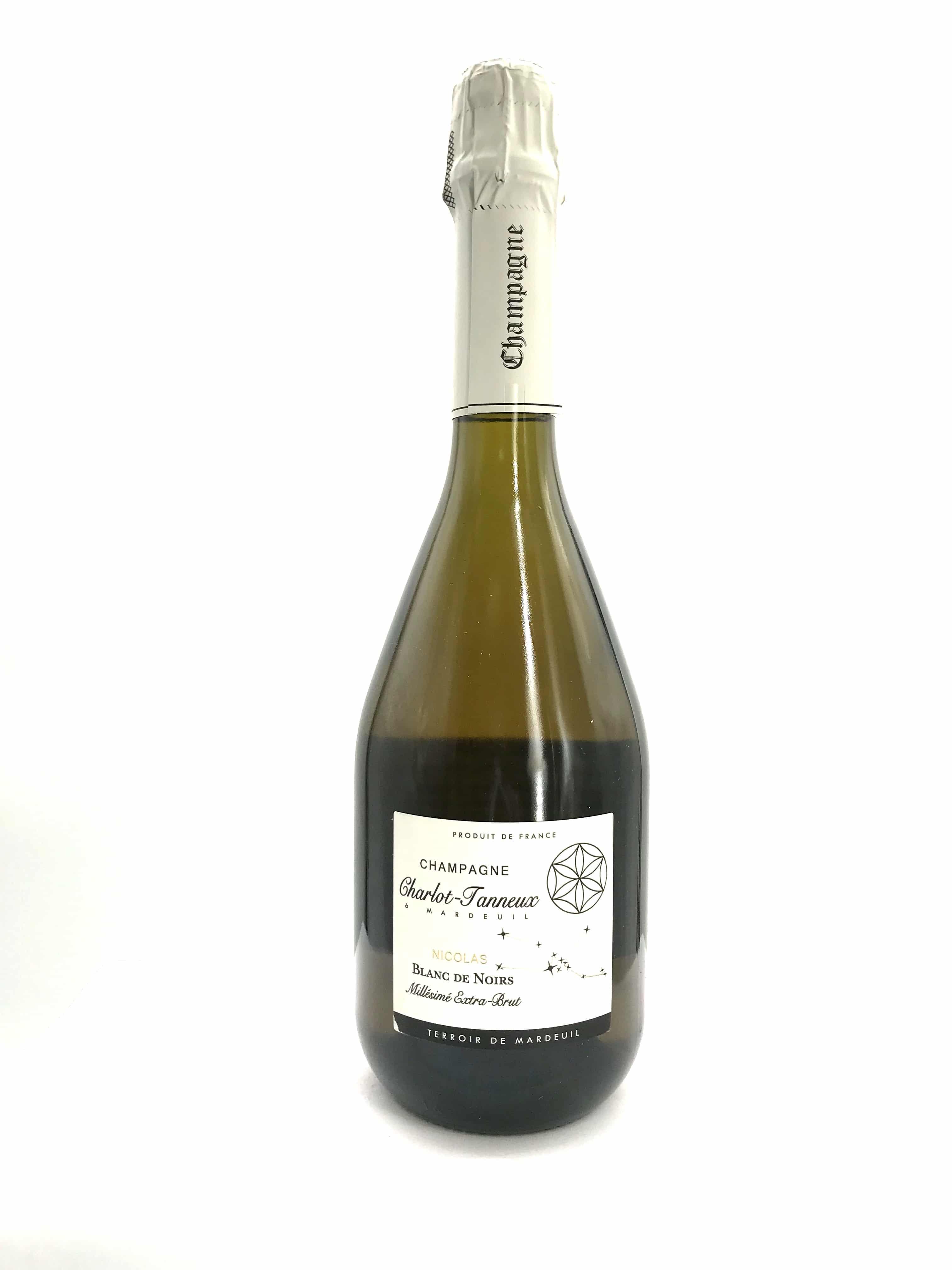 Champagne Charlot Tanneux Cuvee Nicolas Premier Cru