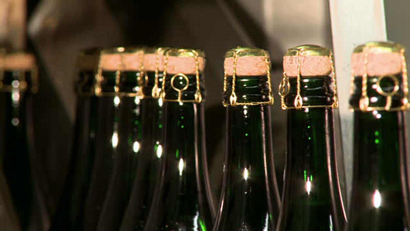 El Embotellado del Champagne