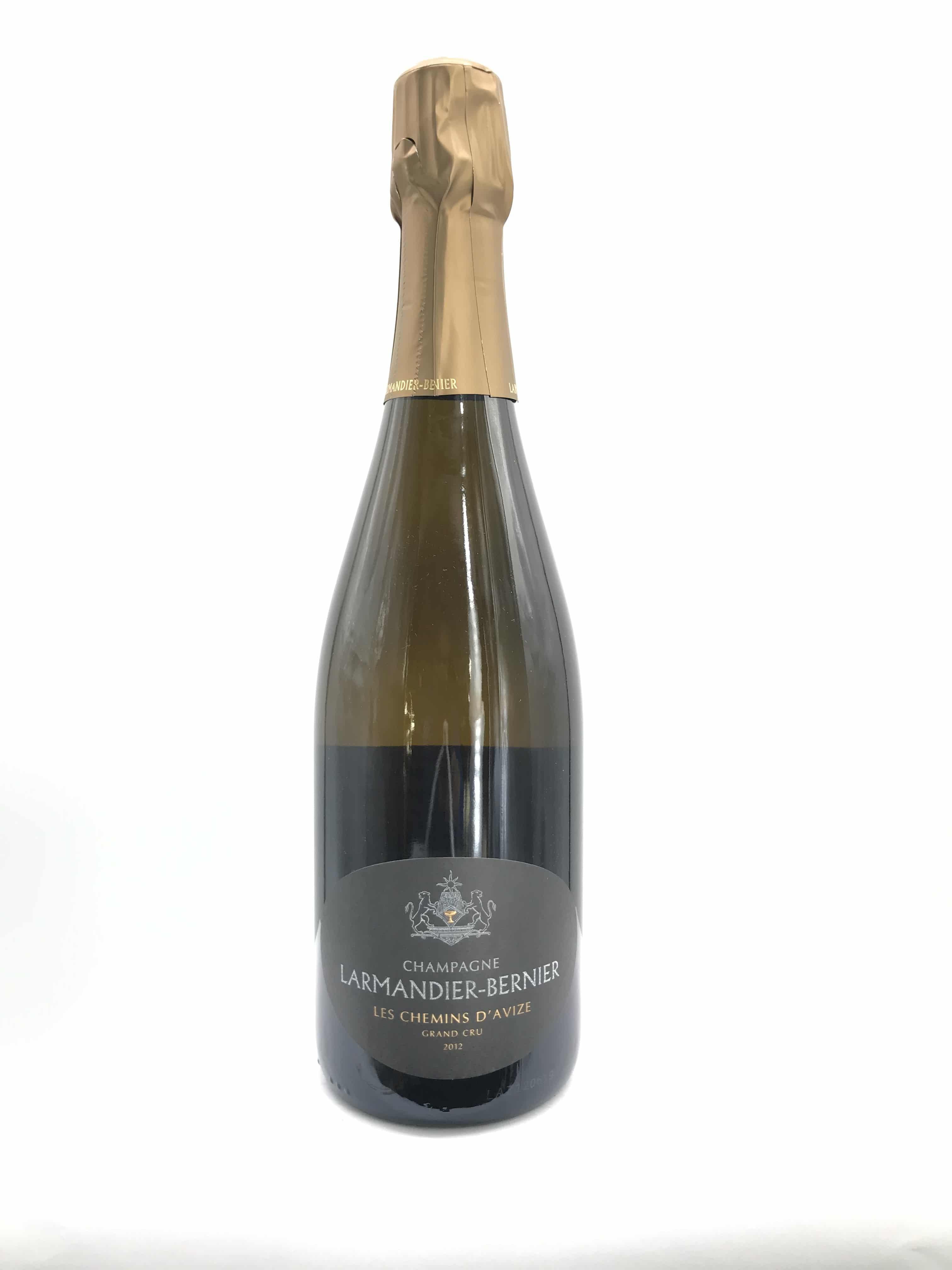 Champagne Larmandier Bernier Les Chemins d´Avize