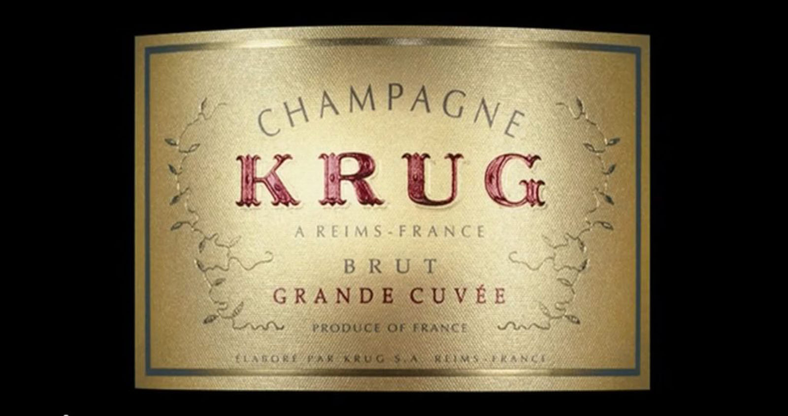 Champagne sin Añada