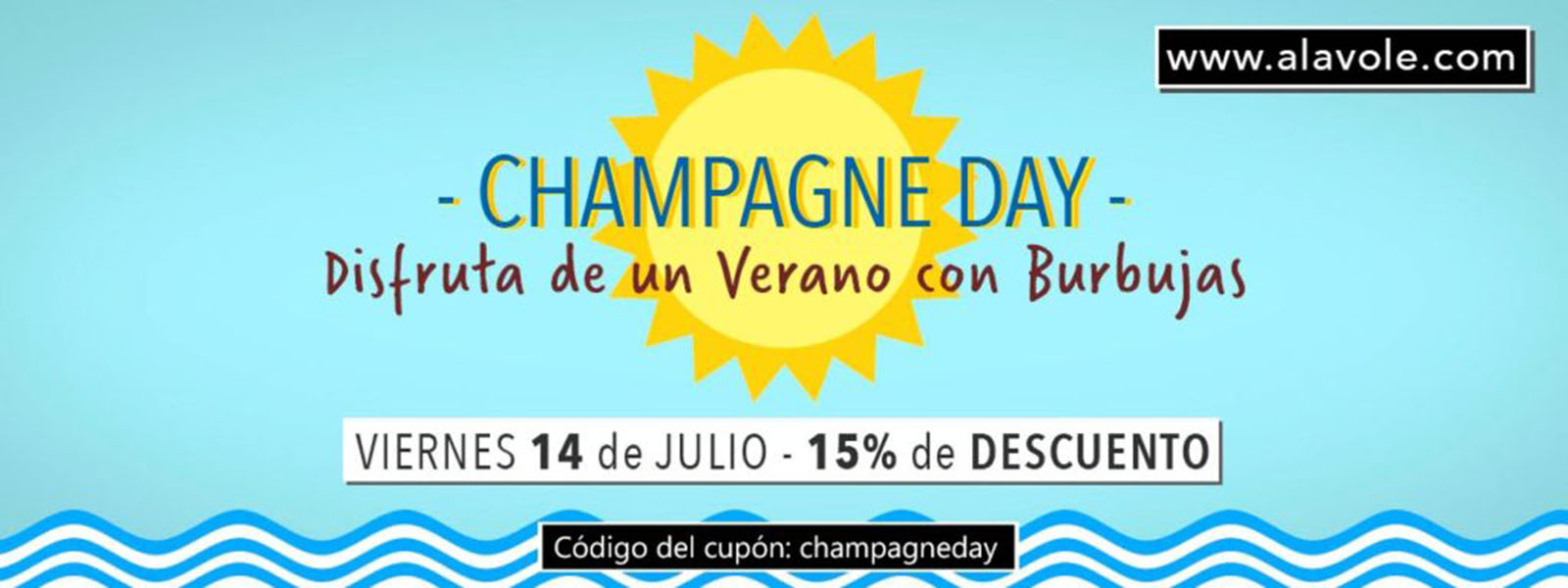 Champagne Day 14/07/2017