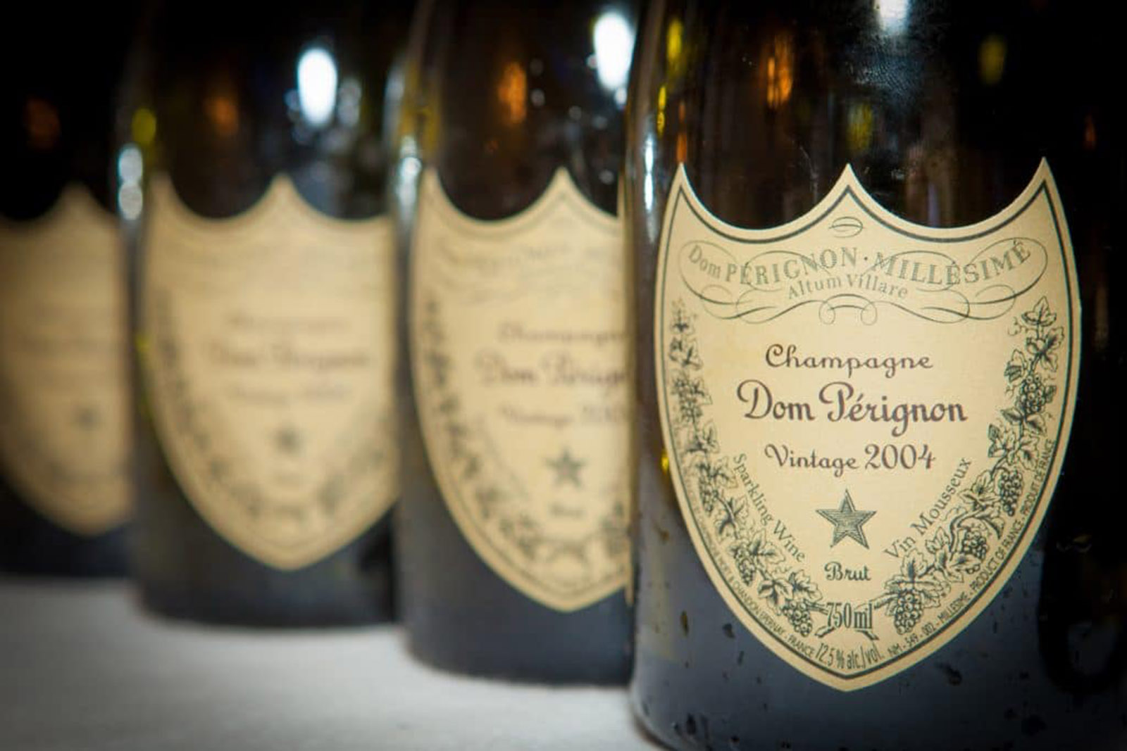 Dom Perignom en el Champagne Weekend