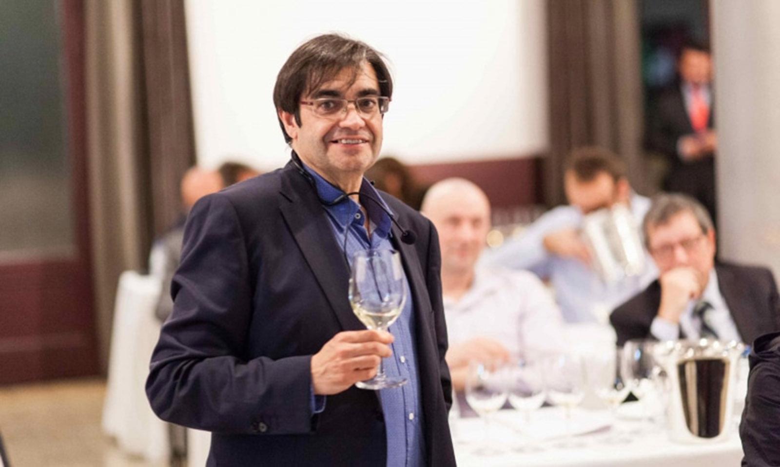 El Maestro Juancho Asenjo en el Champagne Weekend