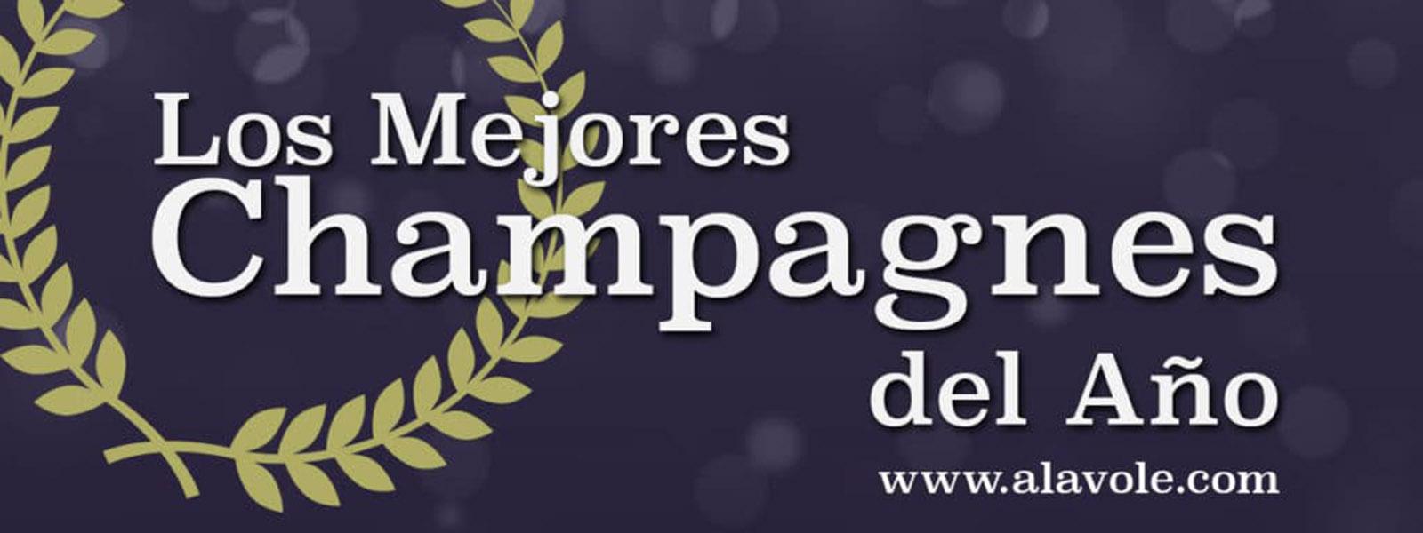 Los 10 Mejores Champagnes del Año