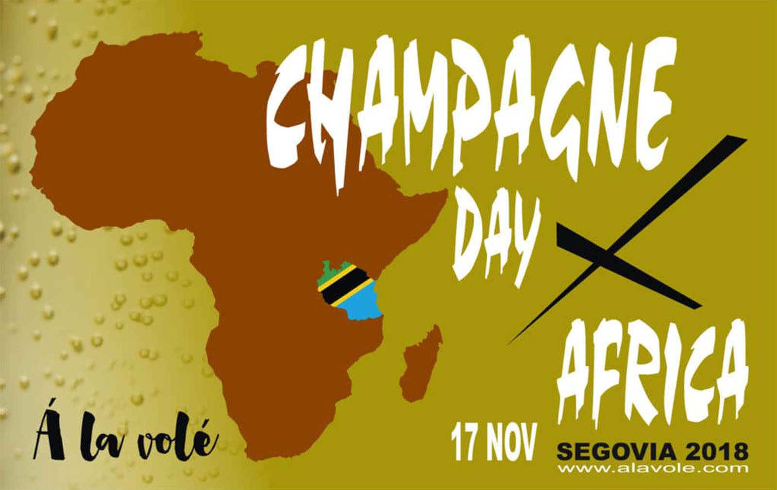 Champagne Weekend for Africa