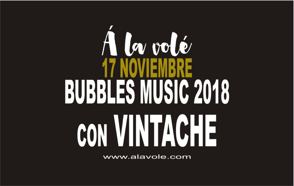 bubbles music 2018