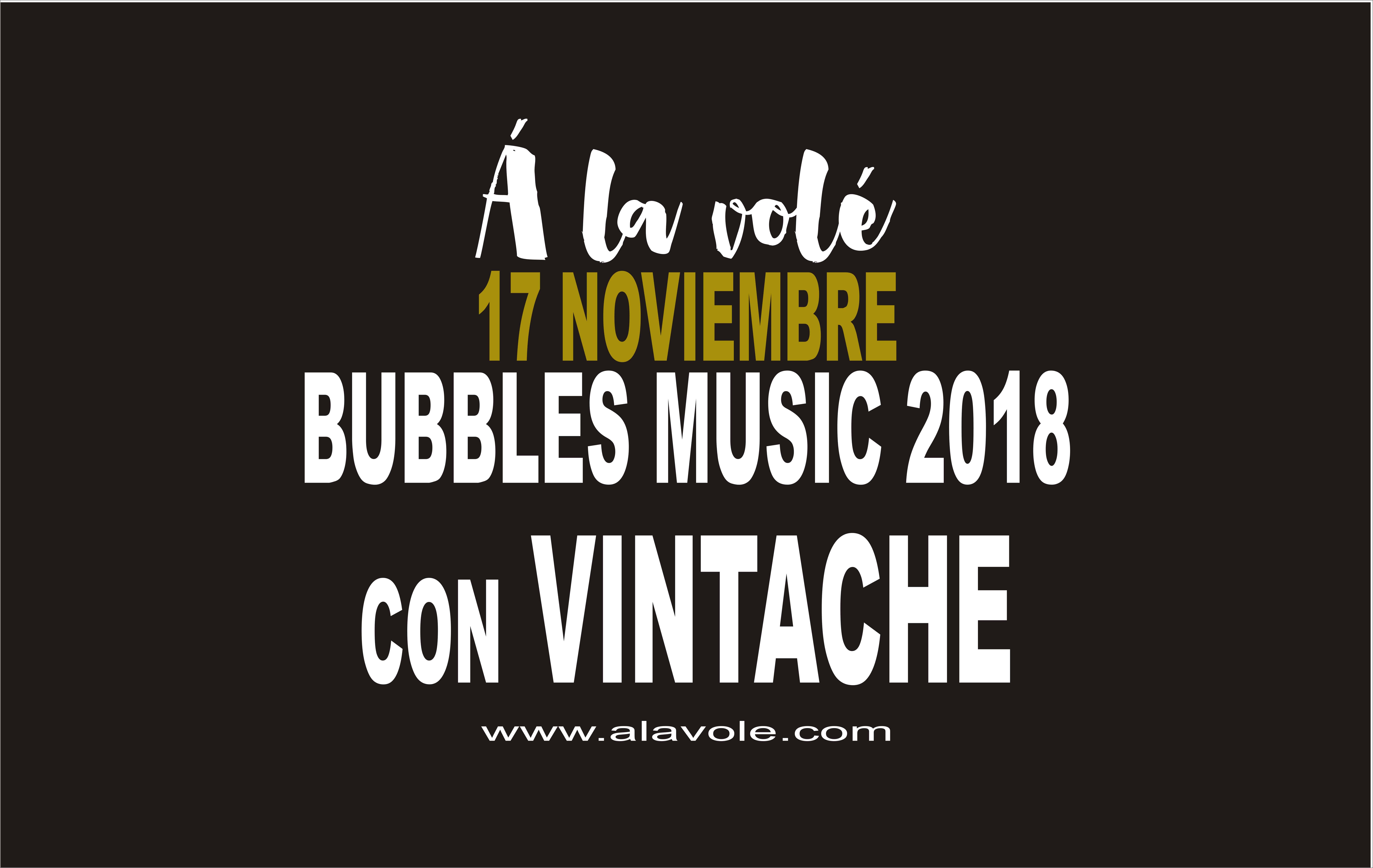 bubbles music 2018