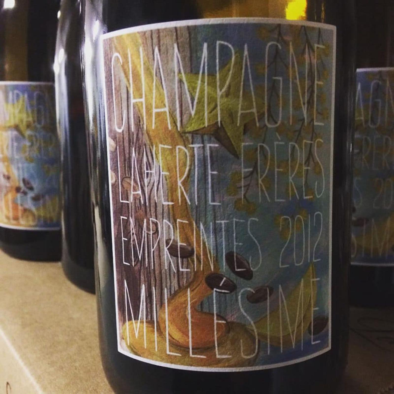 El Champagne del Año