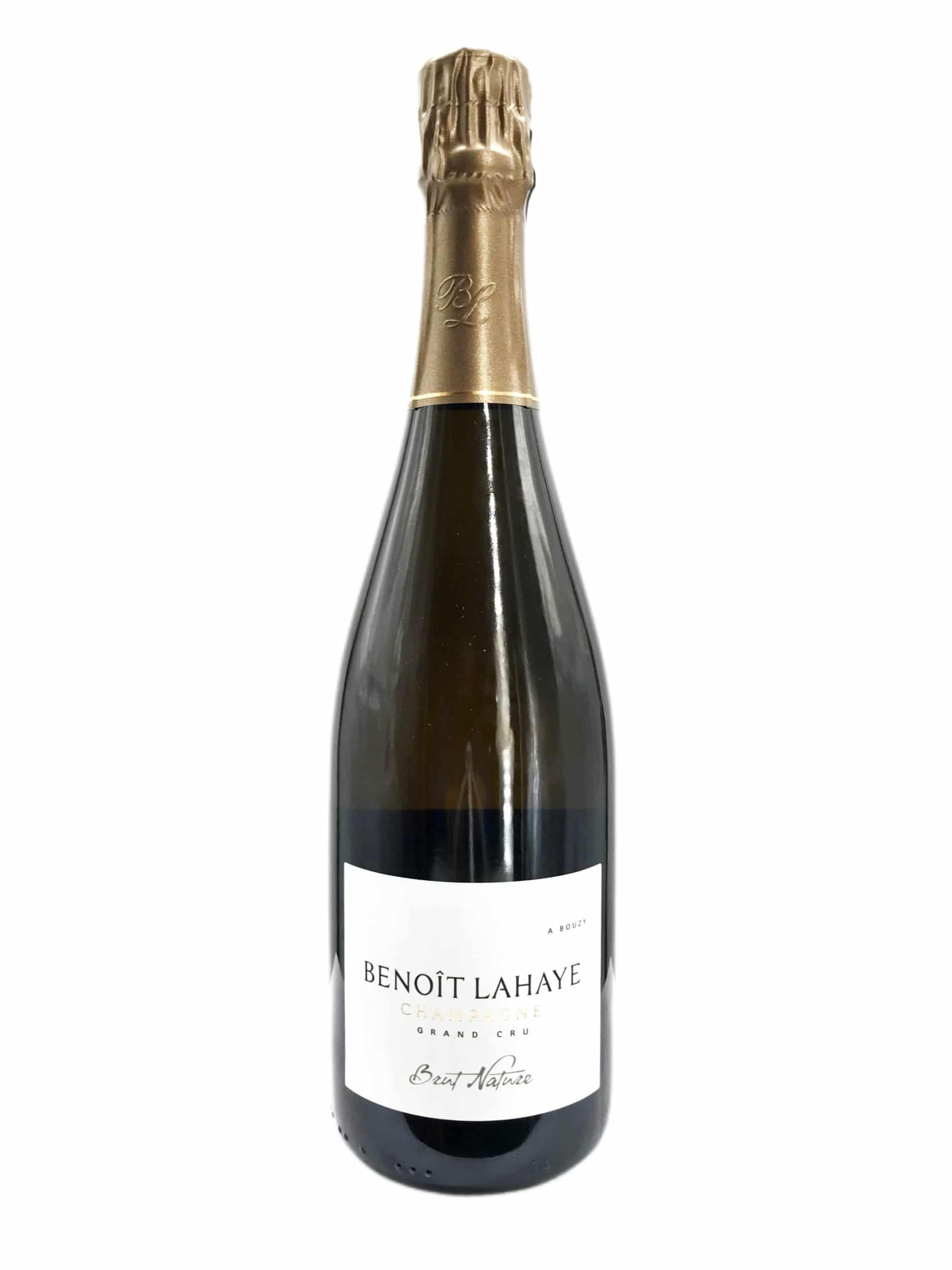 Benoit Lahaye Brut Nature Grand Cru