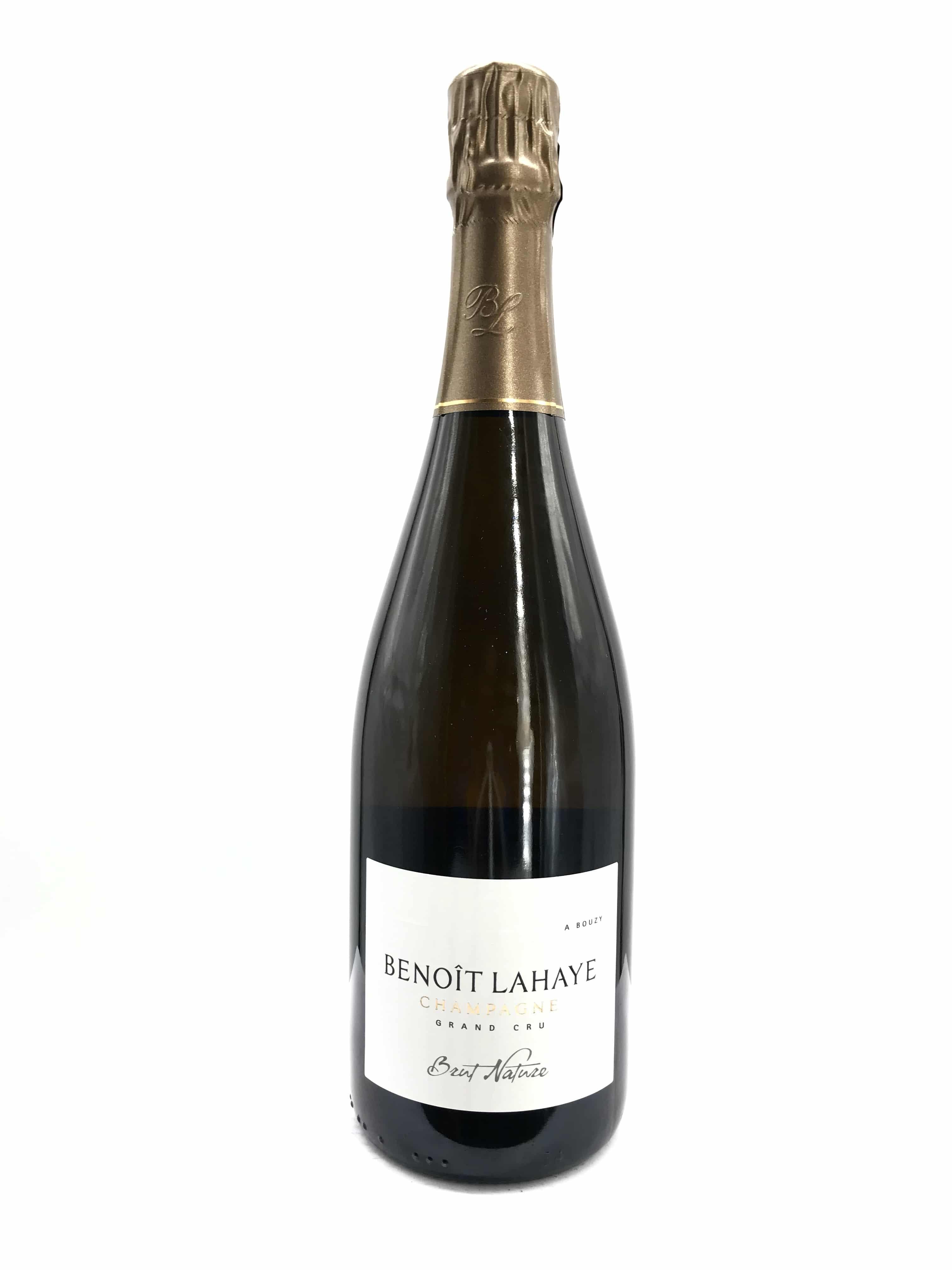 Champagne Benoit Lahaye Brut Nature Grand Cru