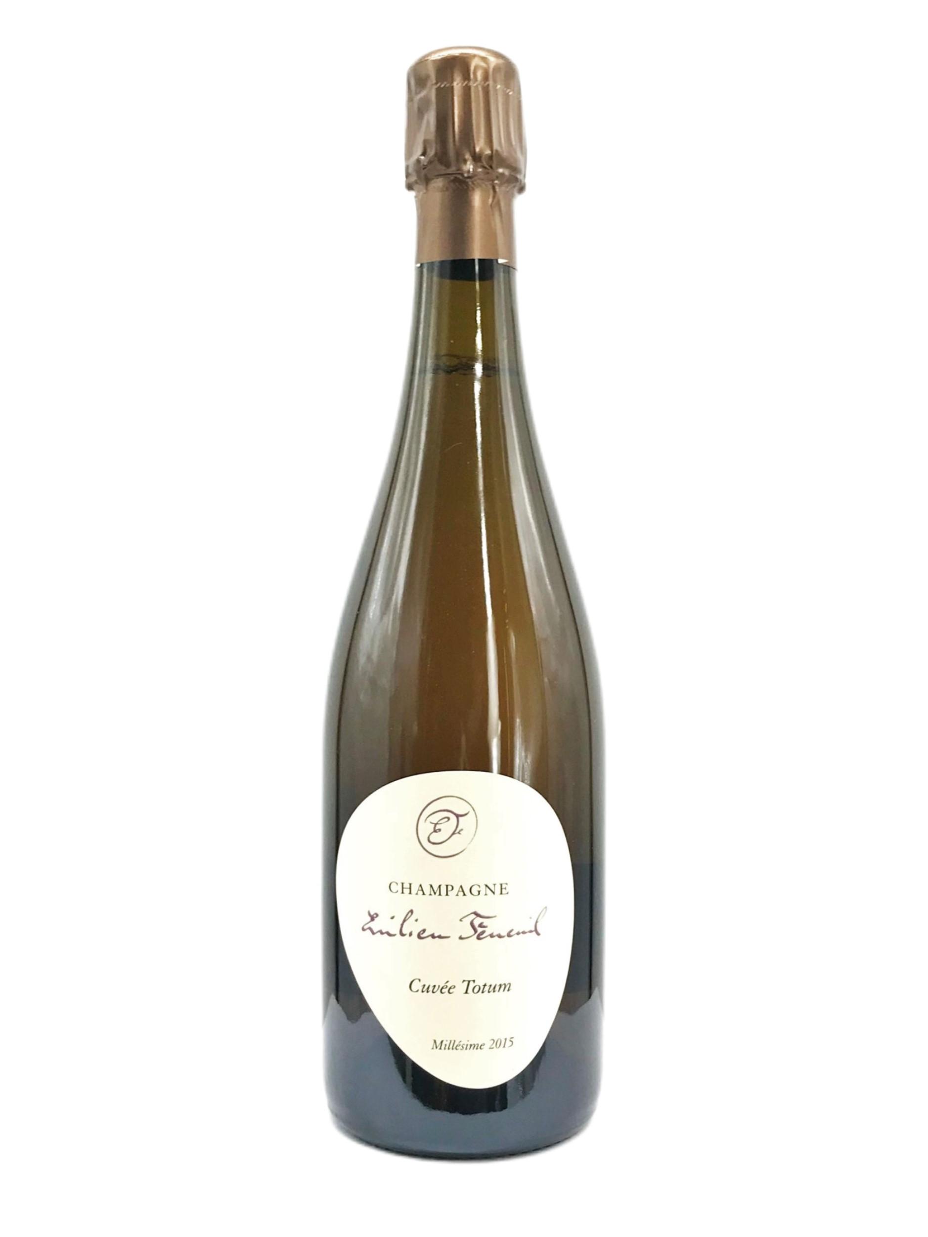 Champagne Emilien Feneuil Cuvée Totum 2016
