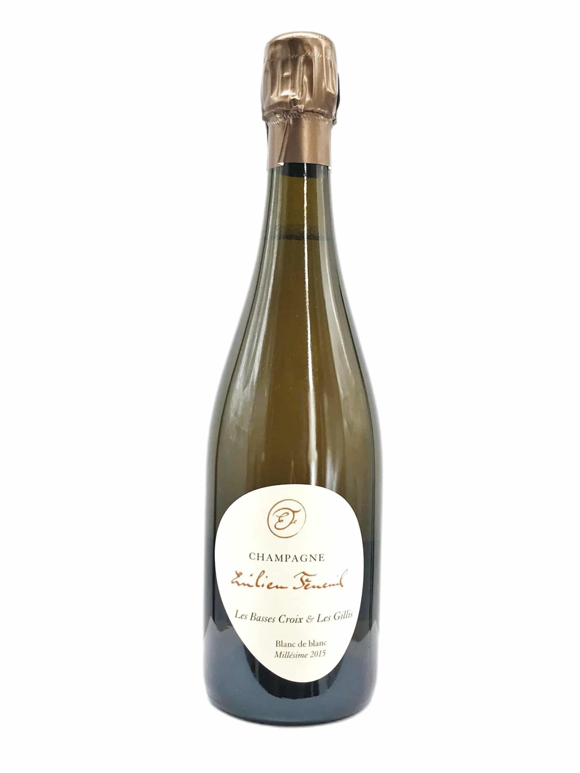 Champagne Emilien Feneuil Les Basses Croix & Les Gillis