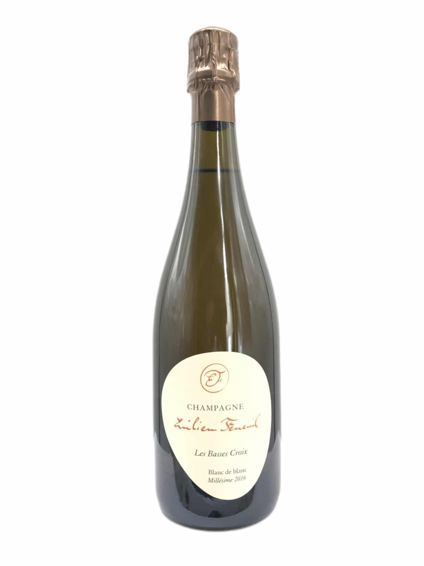 Champagne Emilien Feneuil Les Basses Croix 2016