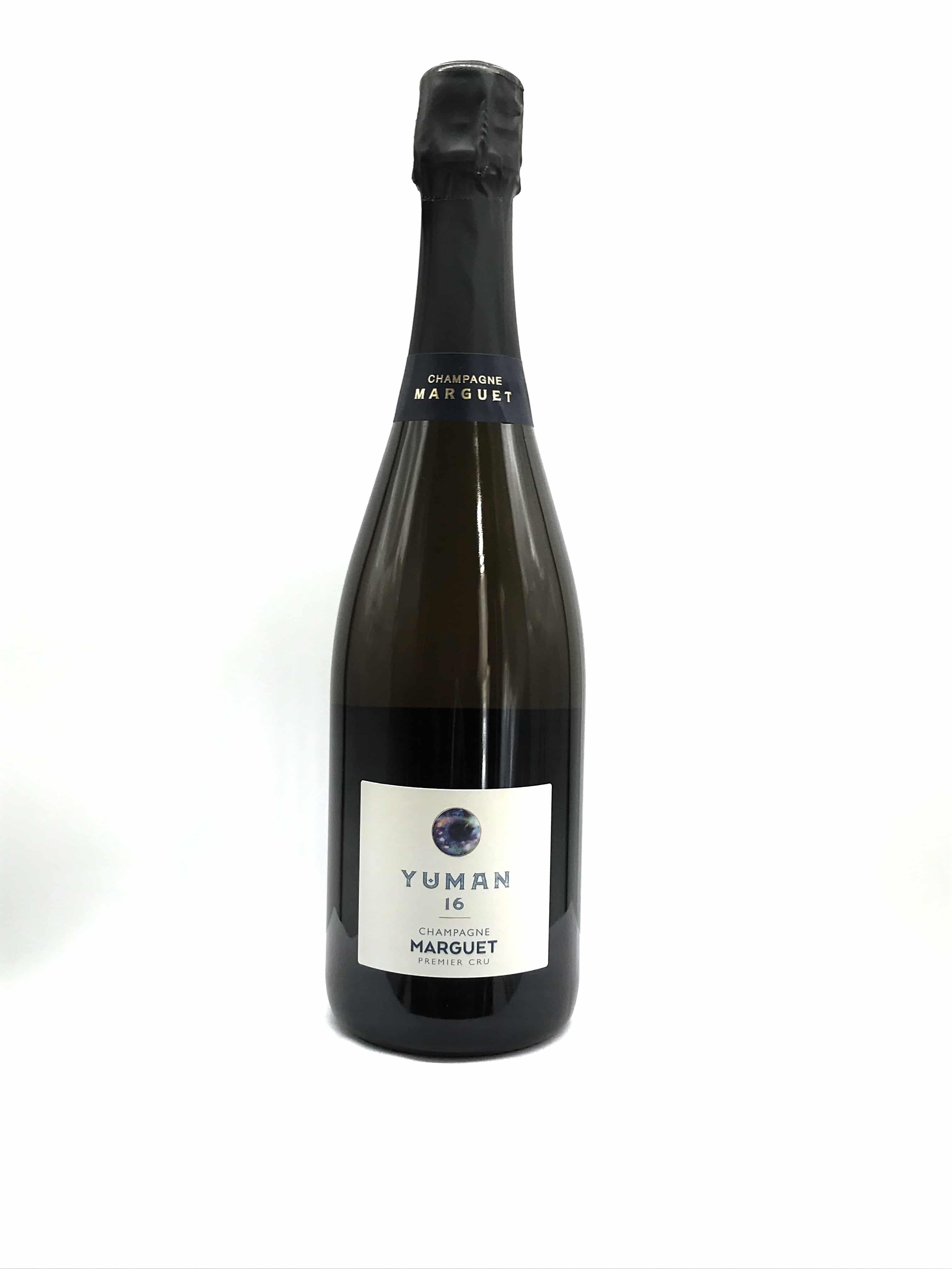 Champagne Marguet Yuman
