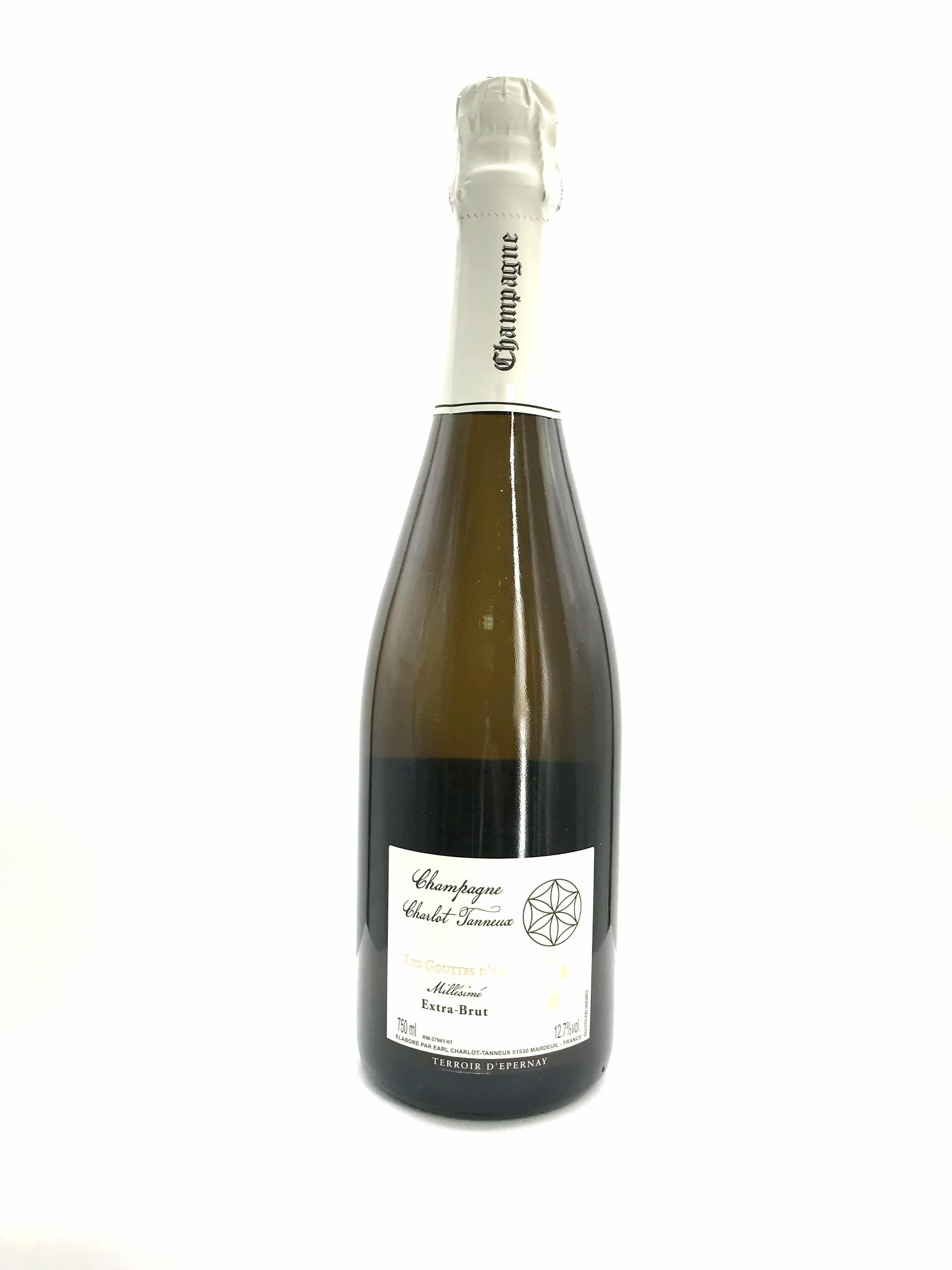 Champagne Charlot Tanneux Les Gouttes D´Or