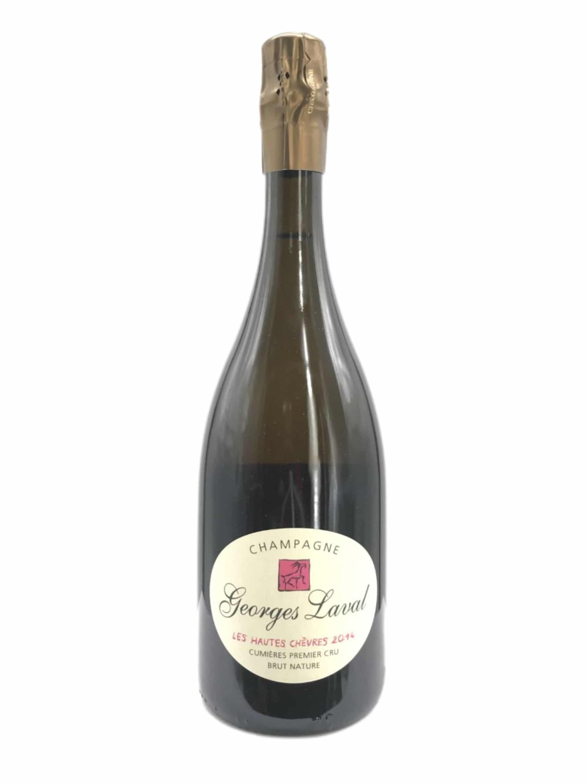 Champagne Georges Laval Les Hautes Chèvres