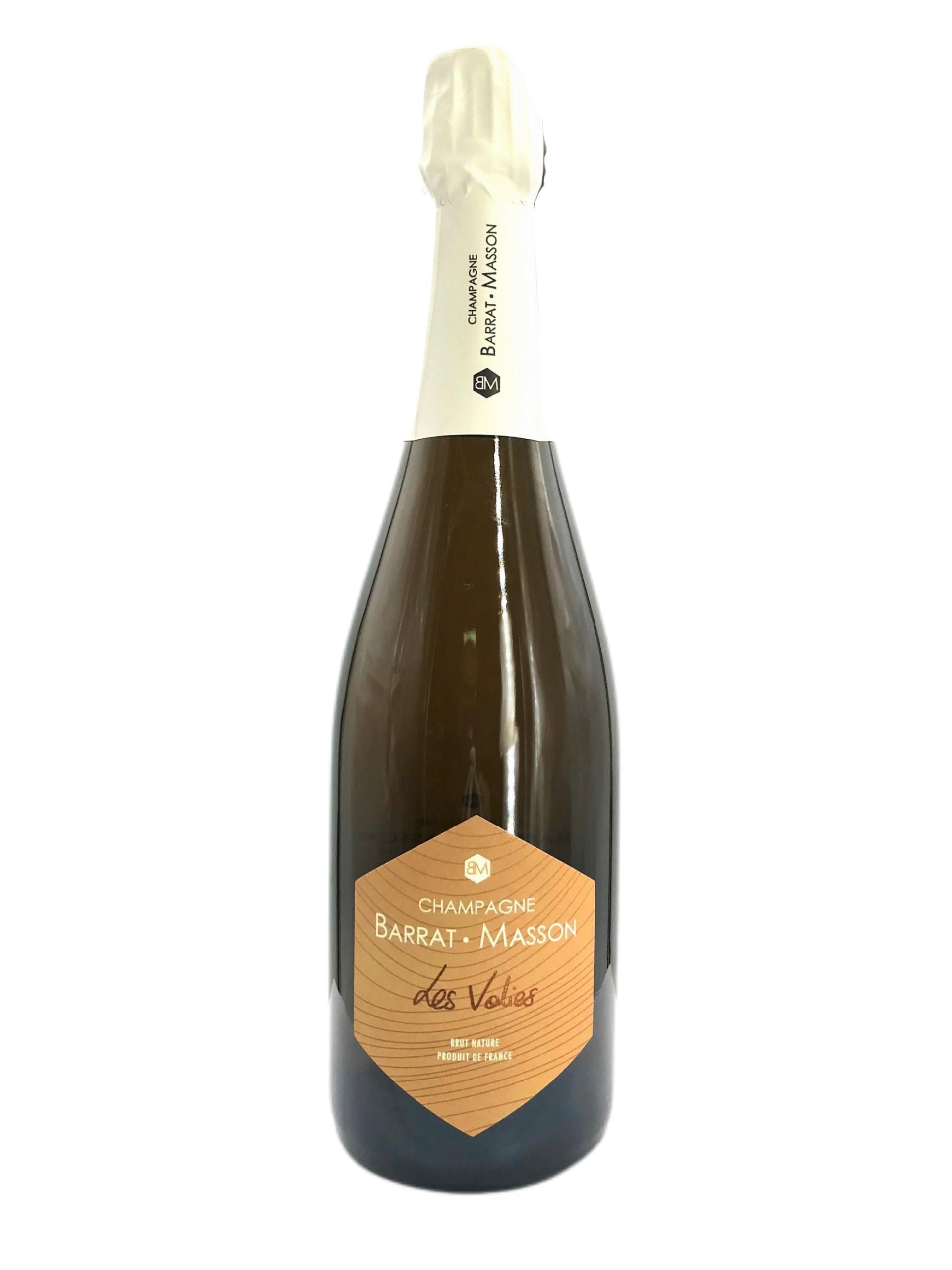 Champagne Barrat Masson Les Volies