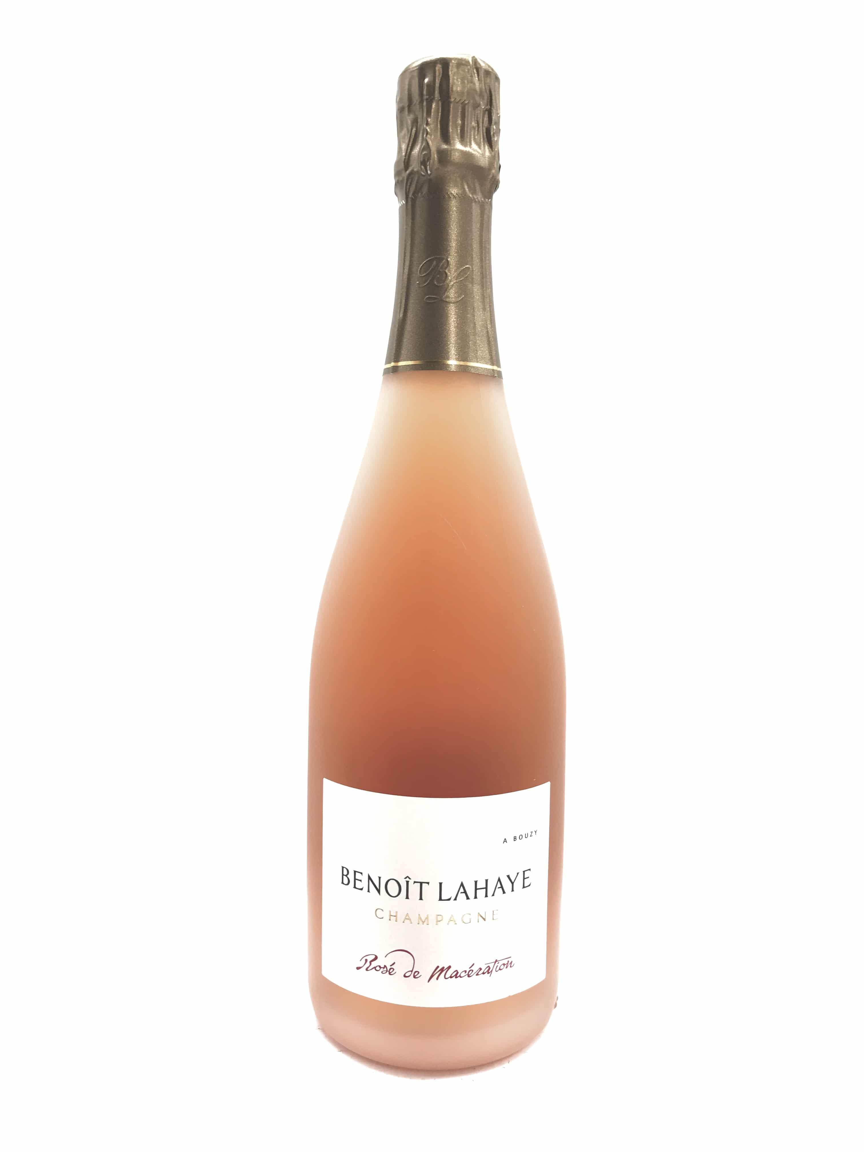 Champagne Benoit Lahaye Rosé de Maceration