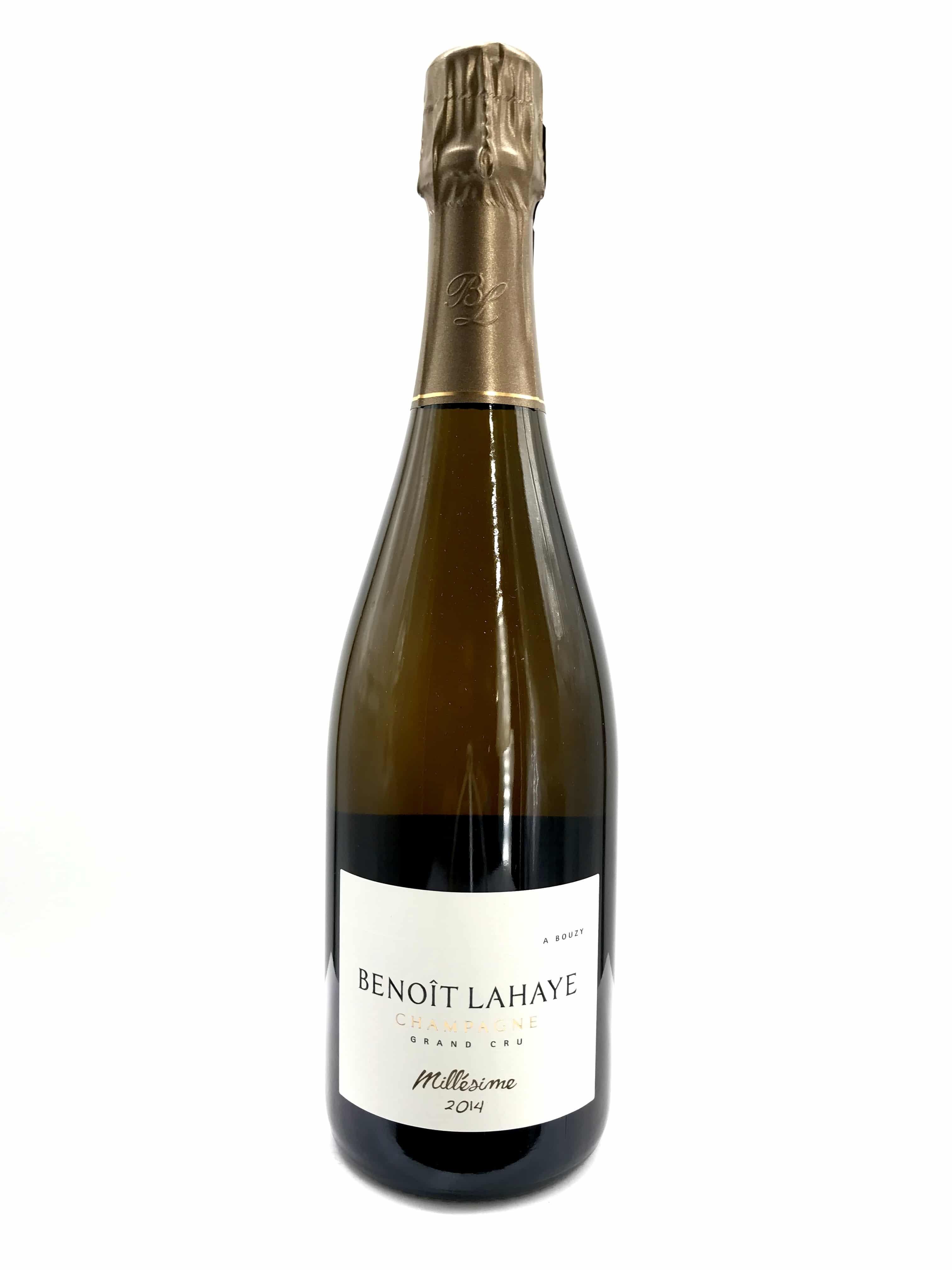 Champagne Benoit Lahaye Millesime