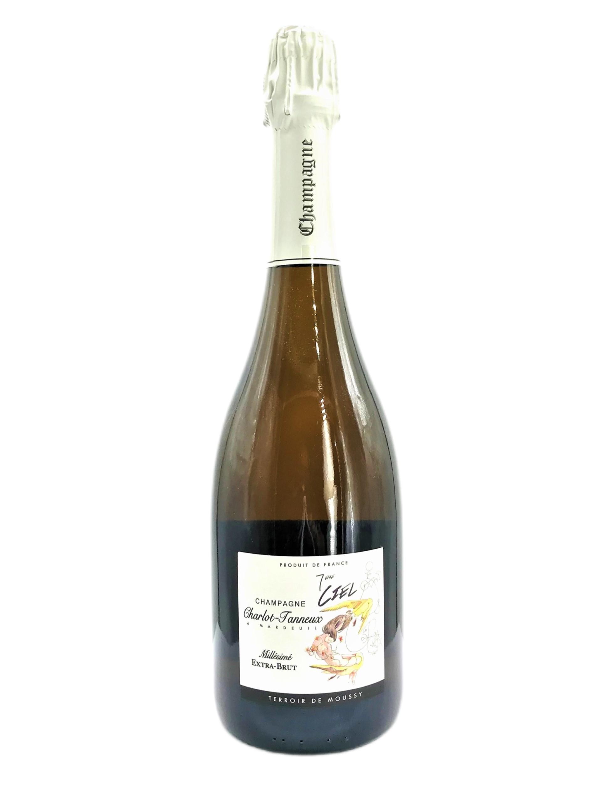Champagne Charlot Tanneux Cuvee 7ém Ciel Millesime