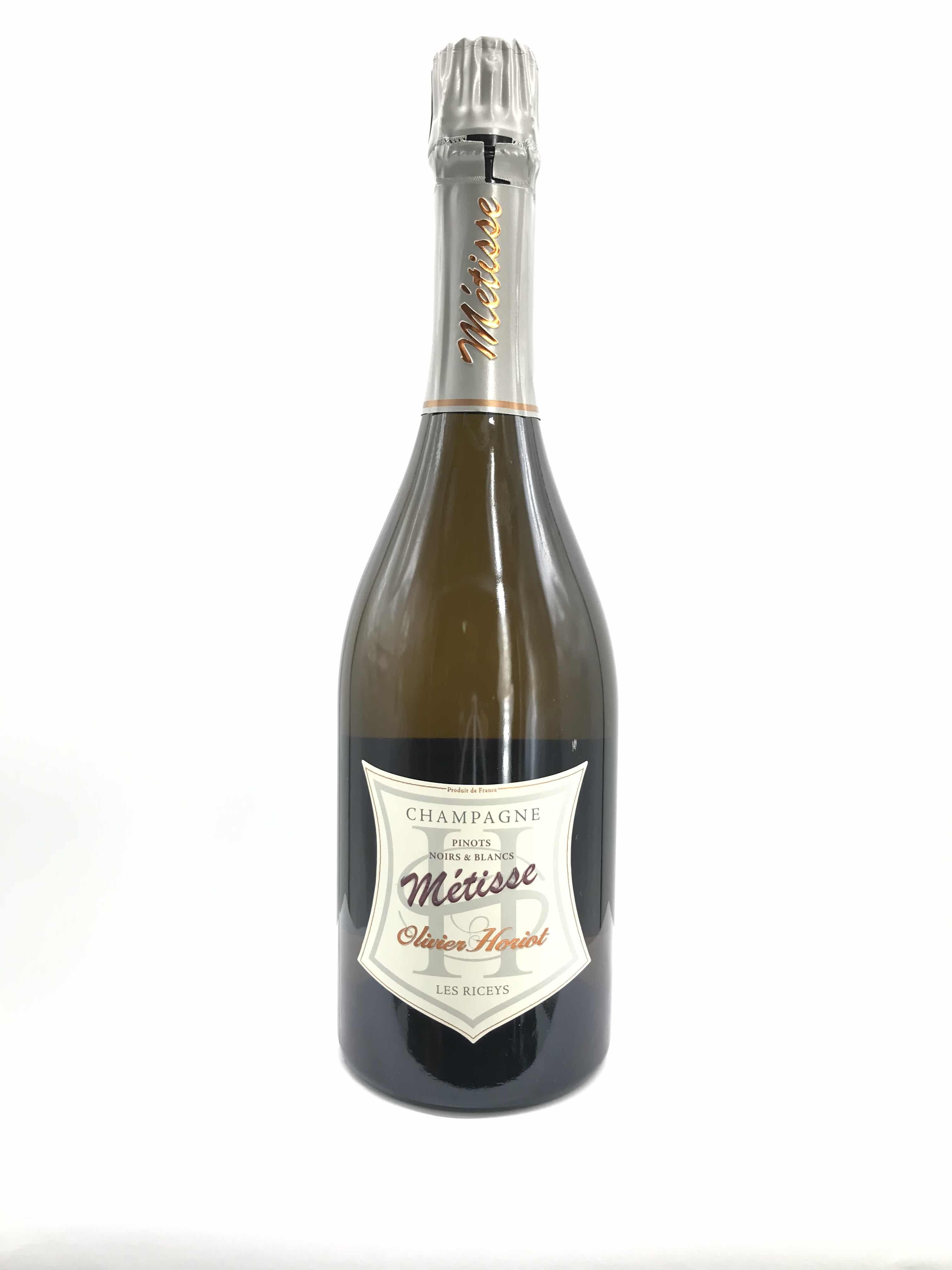 Champagne Olivier Horiot Metisse Brut Nature