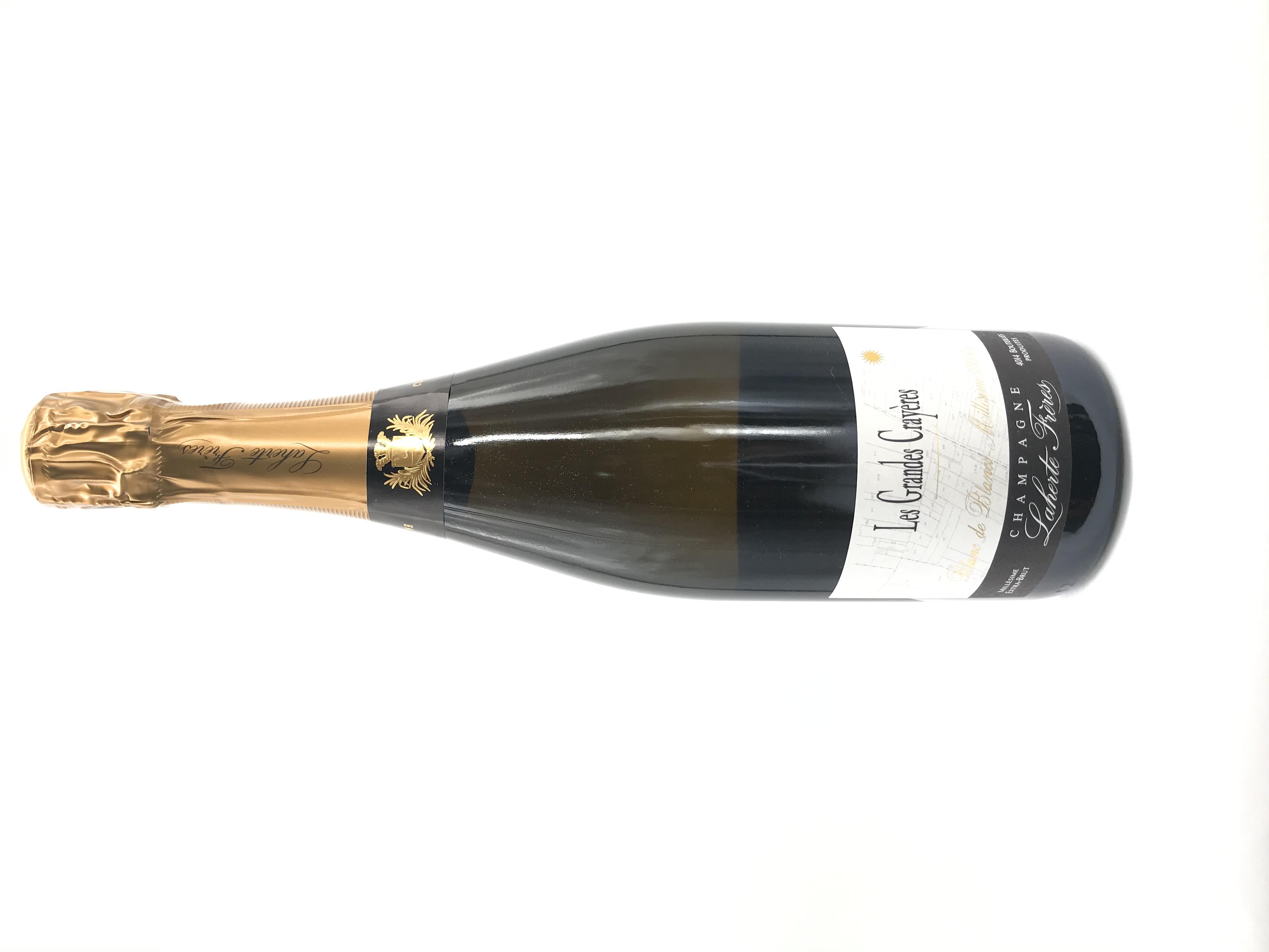 Champagne Laherte Freres Les Grandes Crayeres