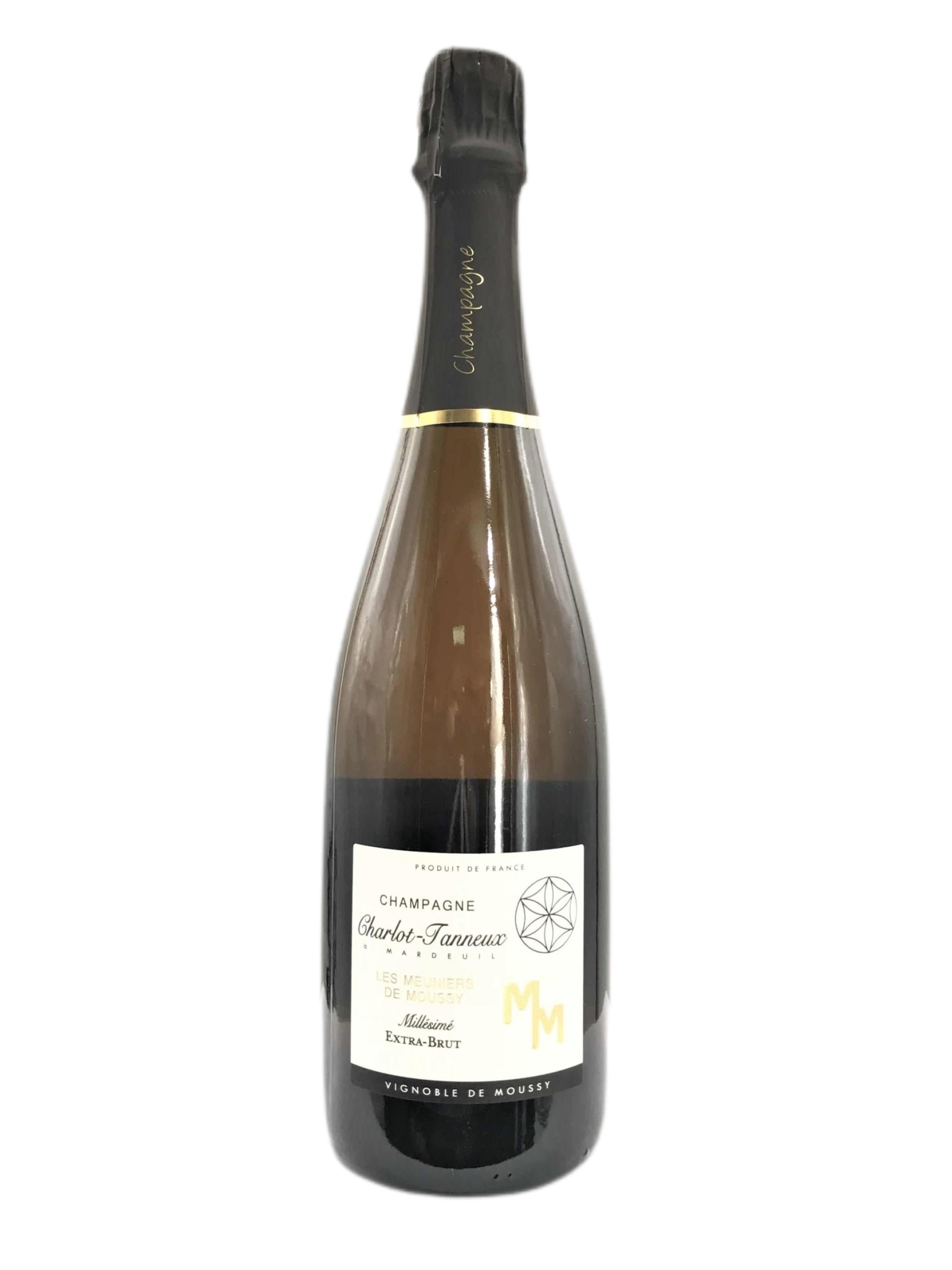 Champagne Charlot Tanneux Meunier de Moussy