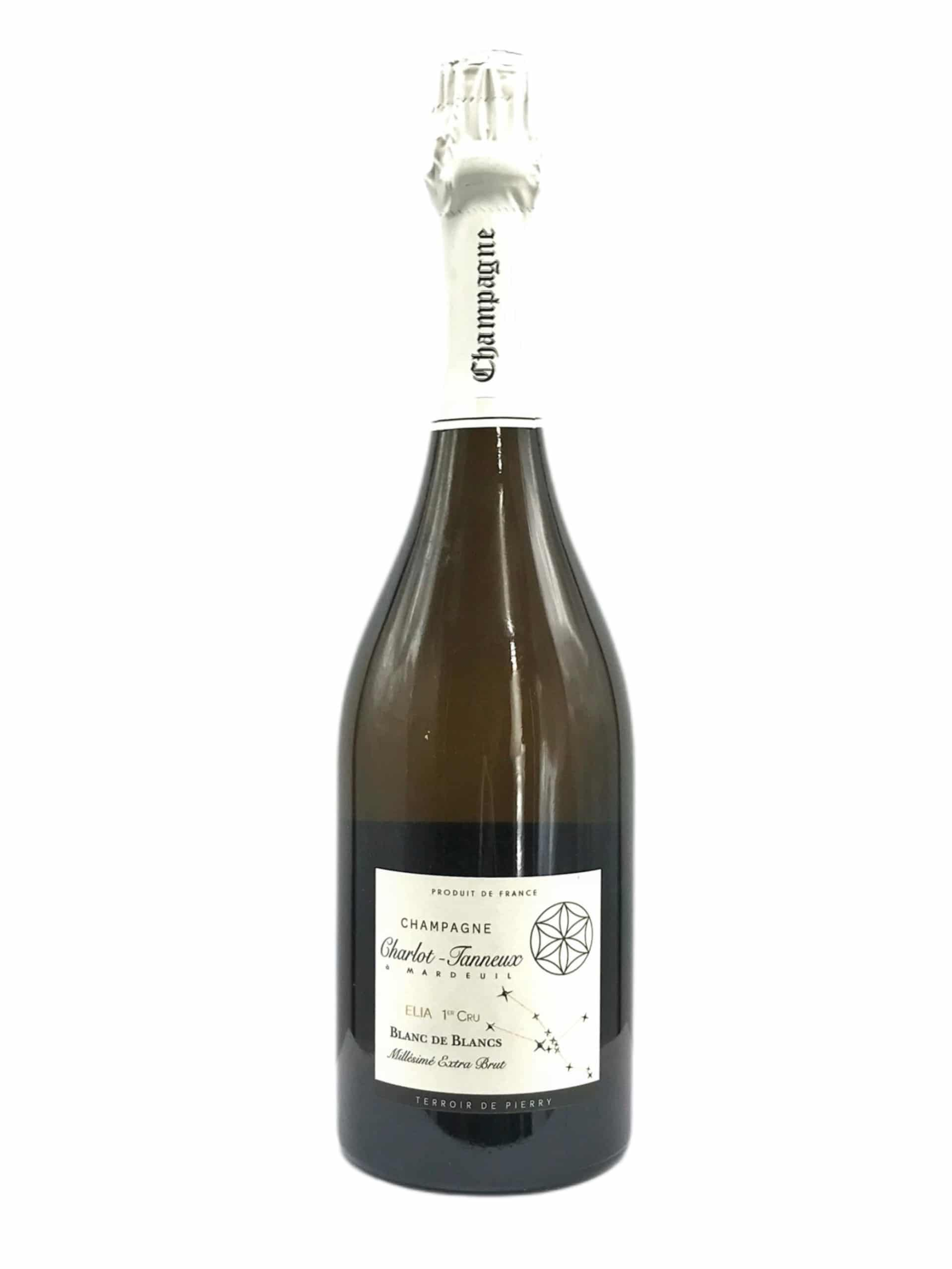 Champagne Charlot Tanneux Cuvee Elia