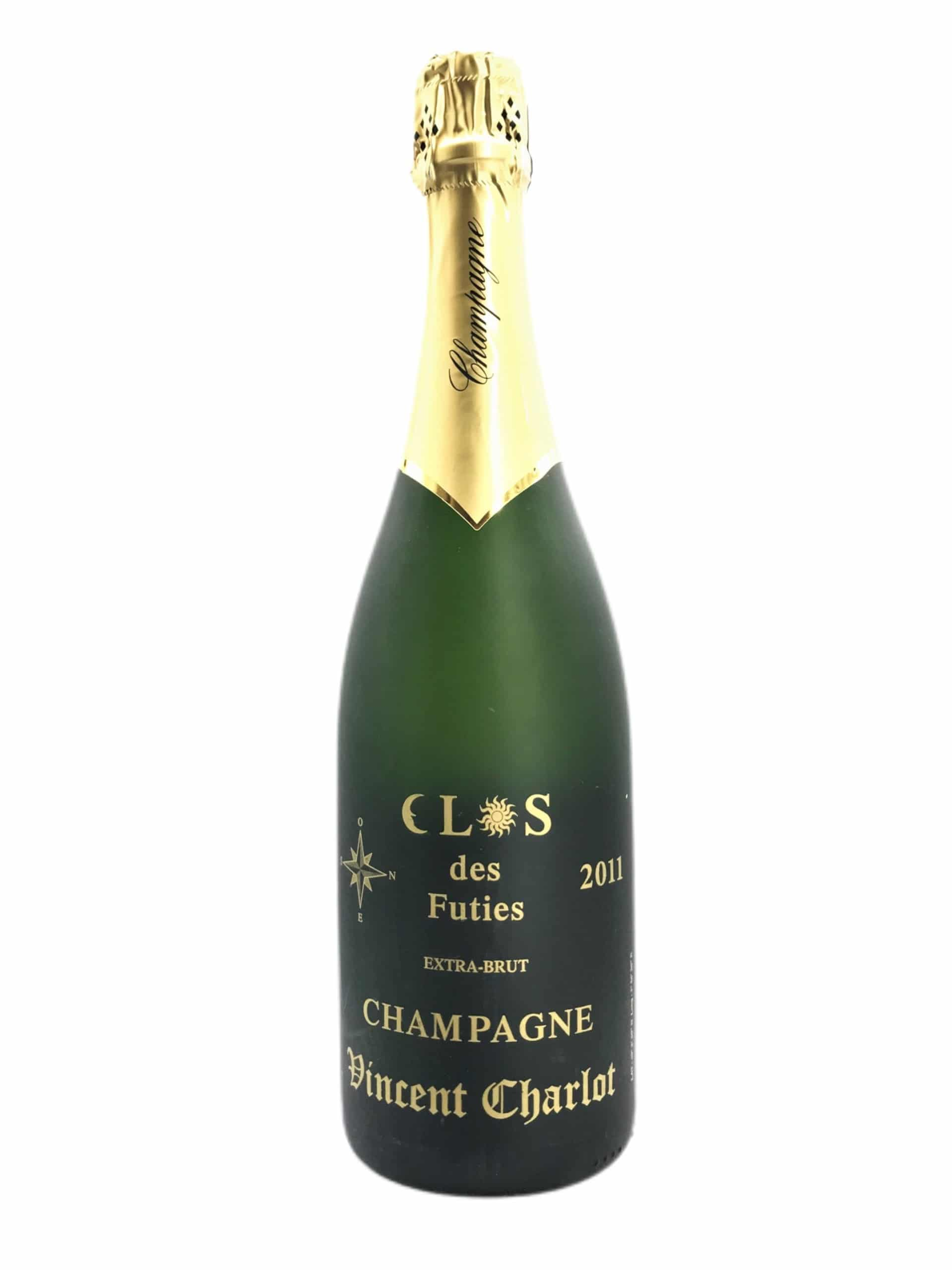Champagne Charlot Tanneux Clos des Futies