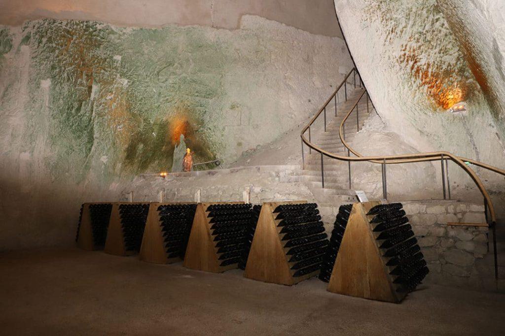 Los Romanos en Champagne