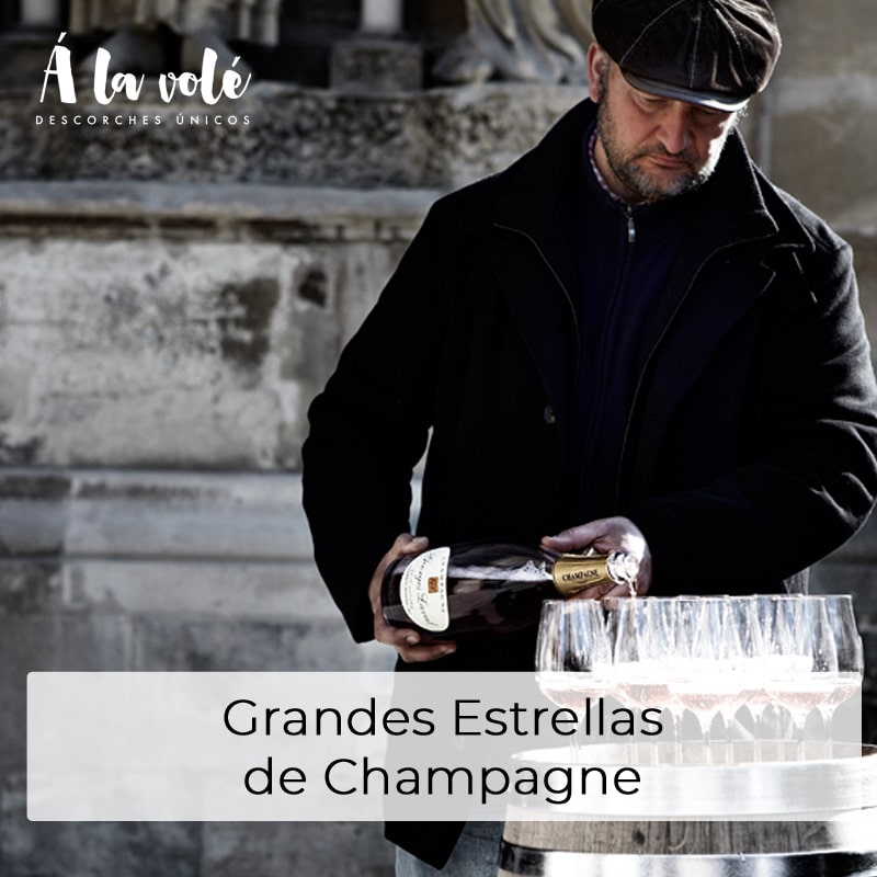 Grandes Estrellas de Champagne