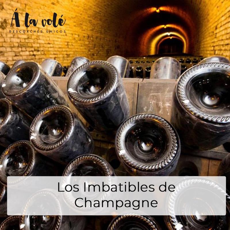 Los Imbatibles de Champagne