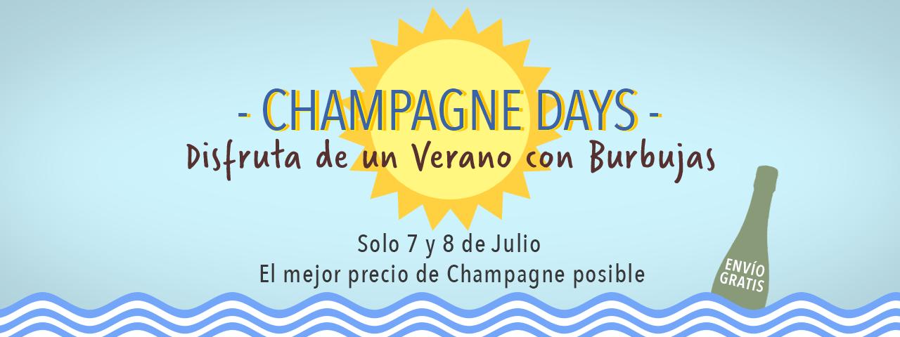 Champagne Days 2021